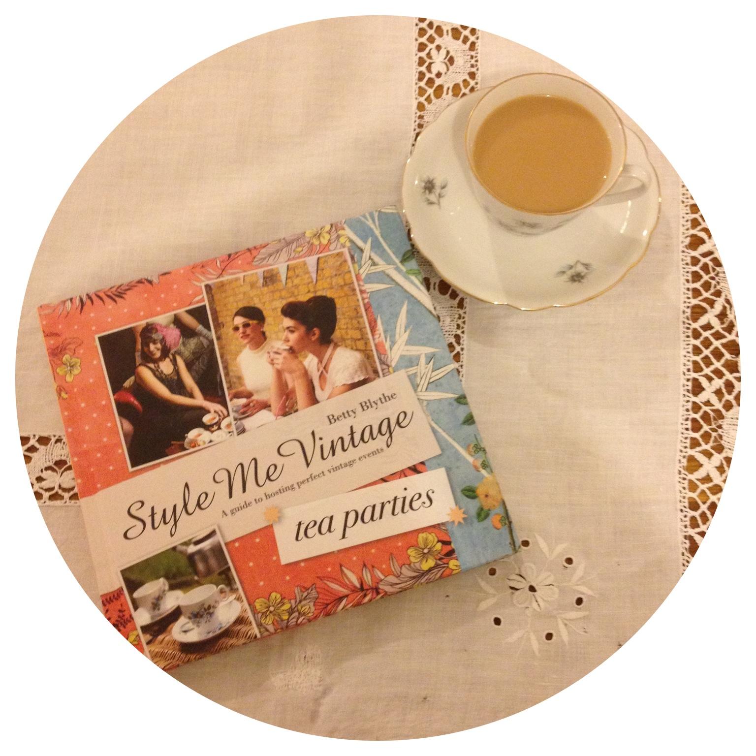 Book Review – Style Me Vintage Tea Parties