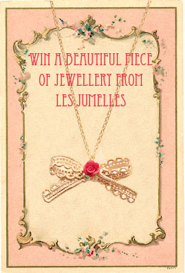 20% Discount and Giveaway from Les Jumelles Jewellery
