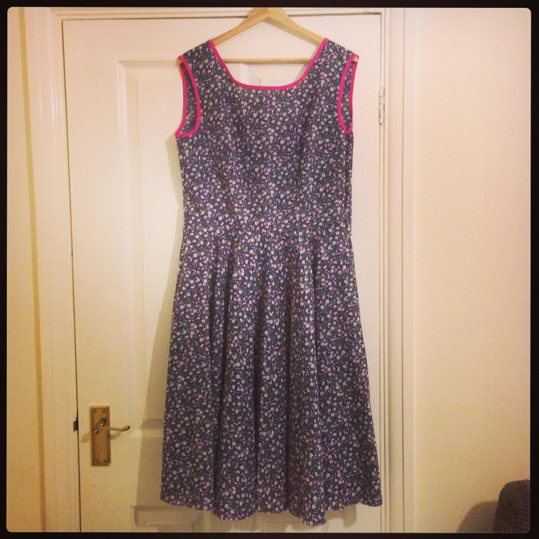 Making My Own Vintage Dress – Part Three