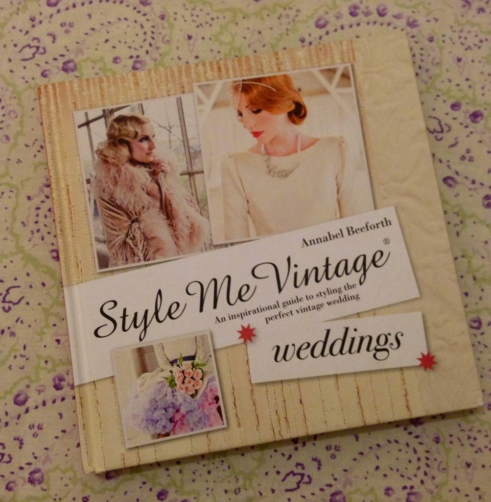 Book Review – Style Me Vintage Weddings