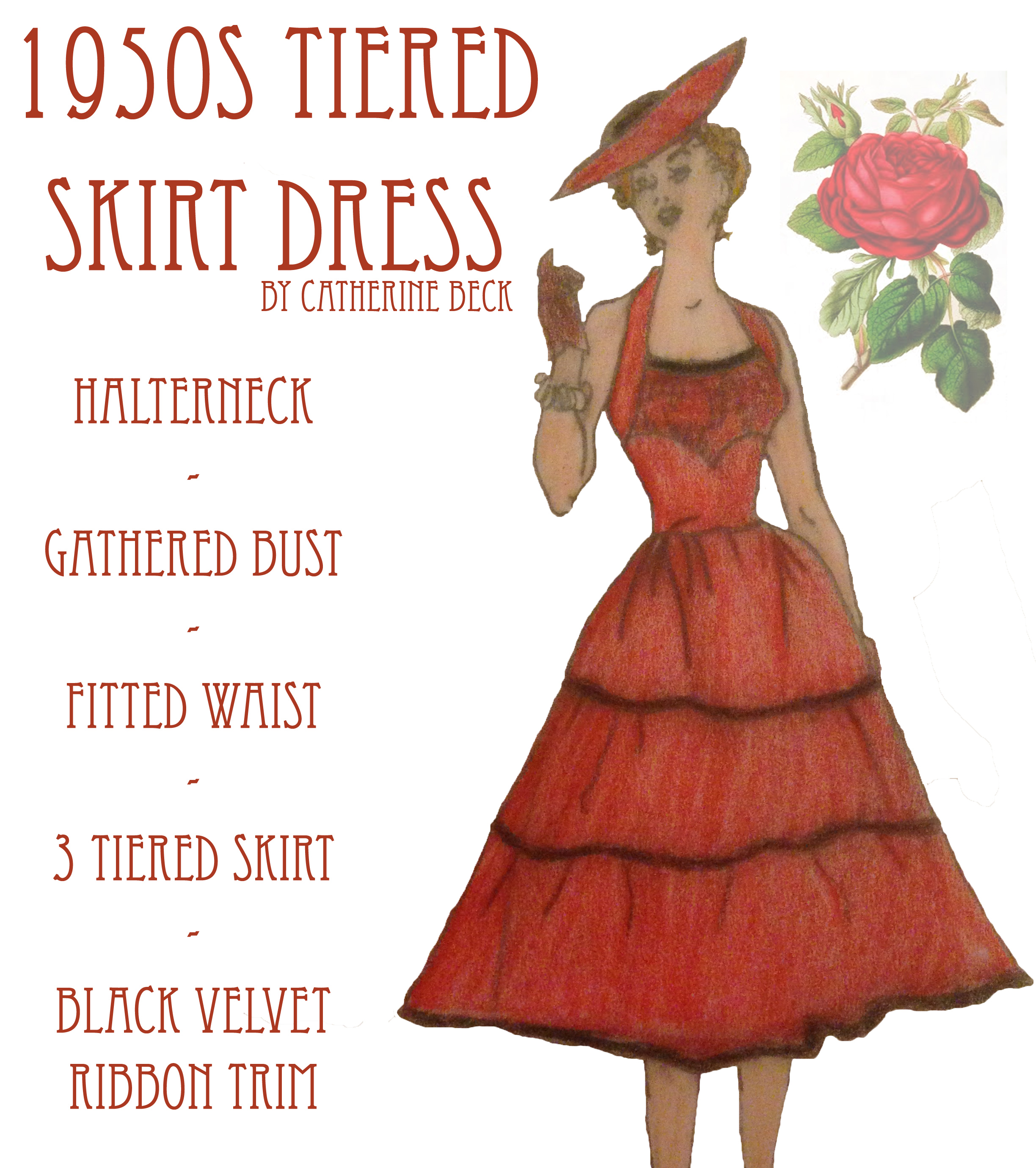 Lindy Bop Dress Design