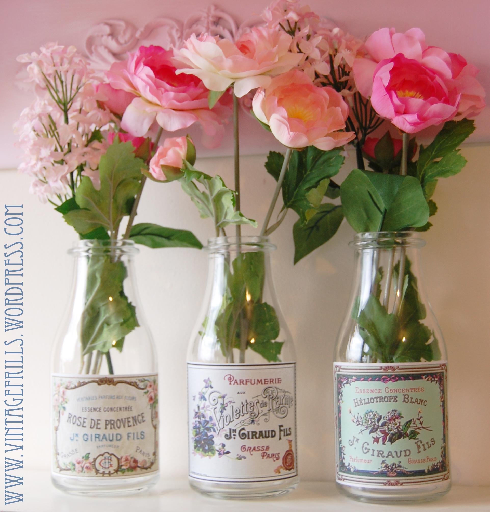Perfume Vase 6