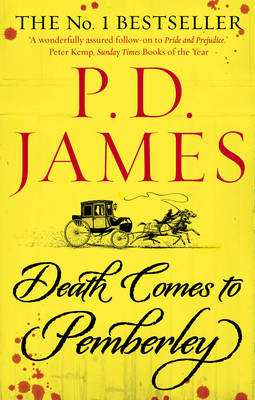In Which I Say How Much I Hated Death Comes to Pemberley
