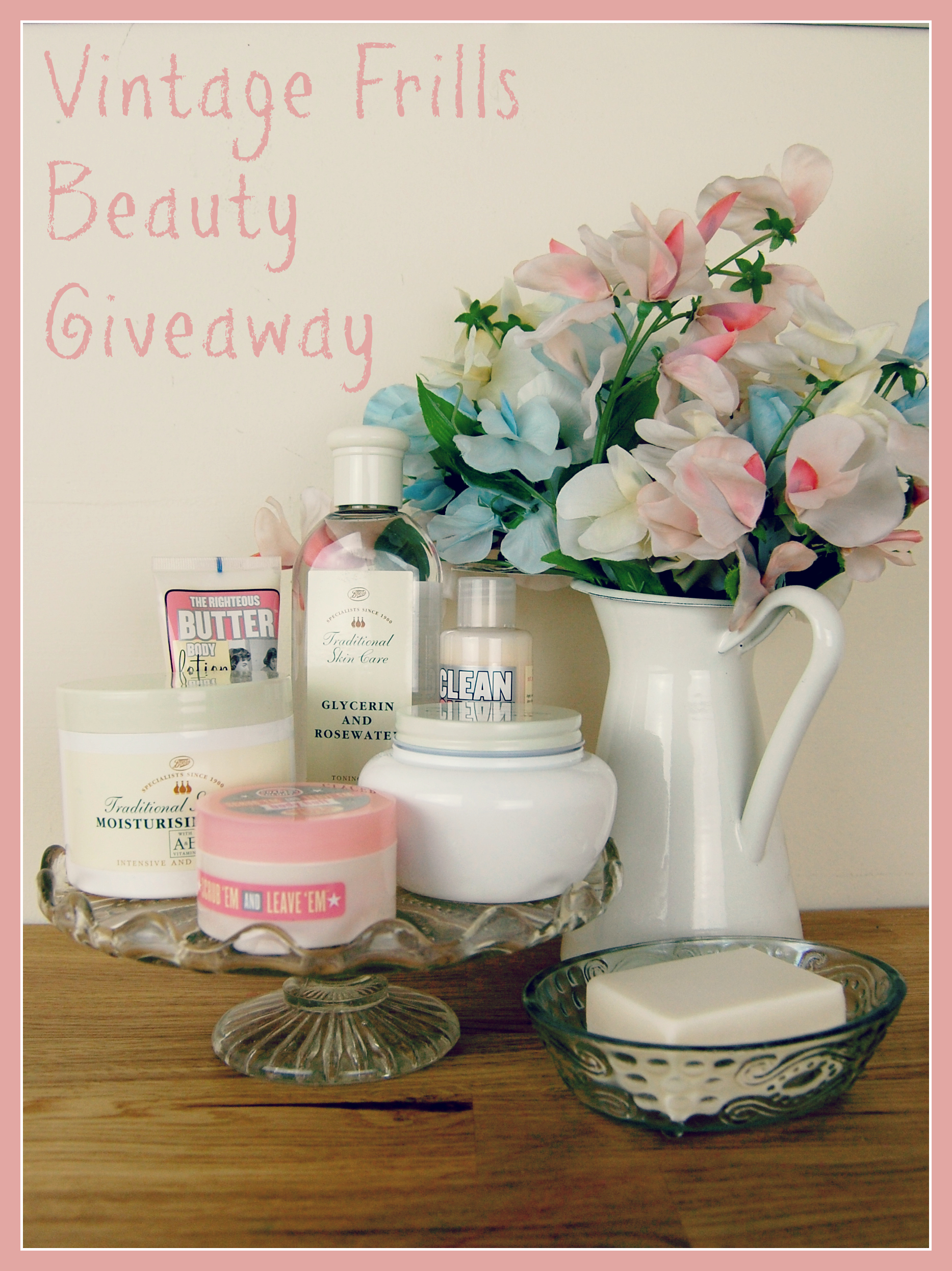 Beauty Giveaway 1