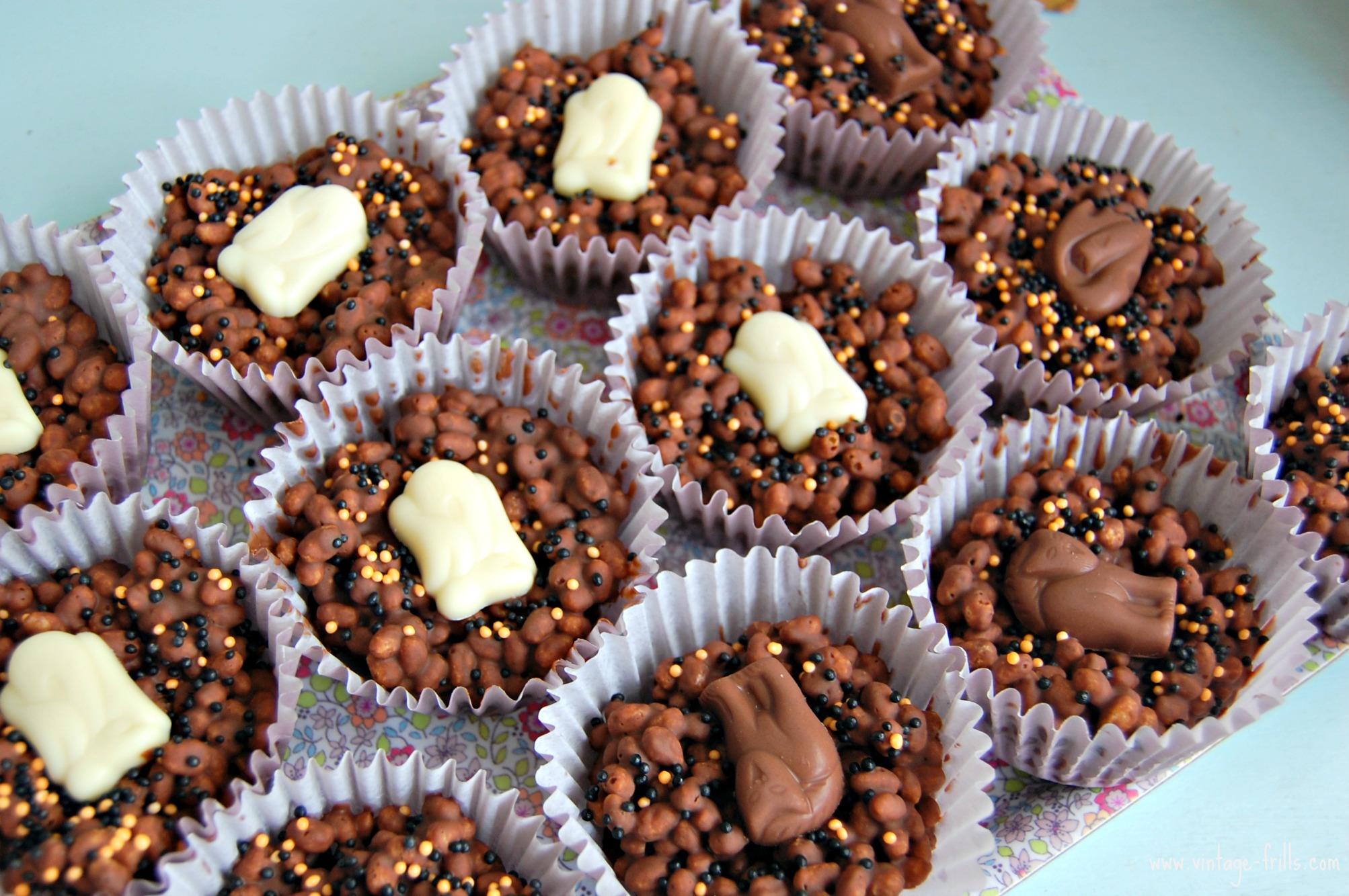 Halloween Cupcakes 8