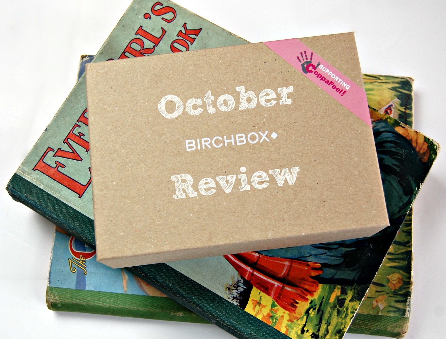 October Birchbox Review