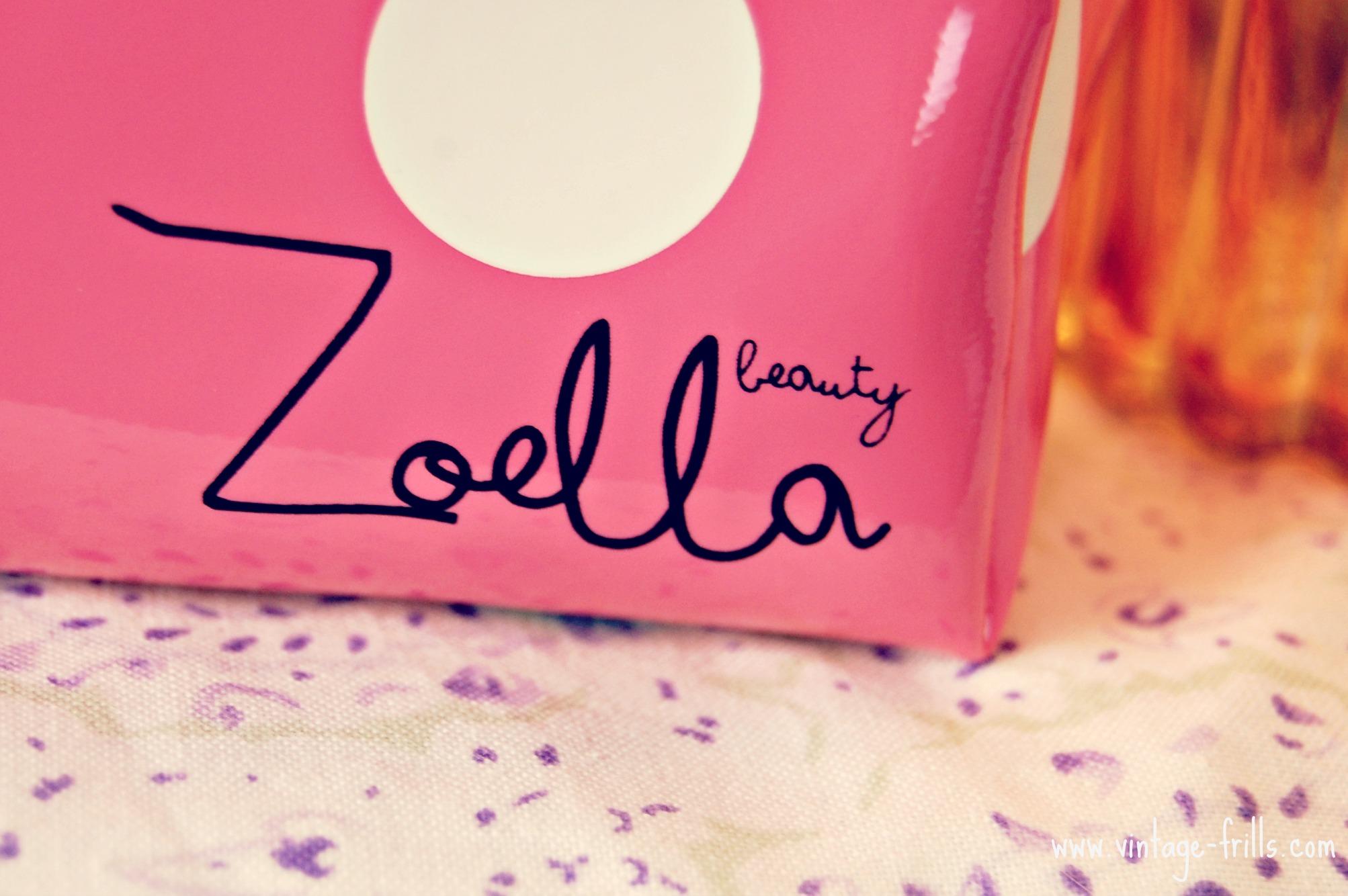 Zoella, Zoella Beauty, Zoella Make-up bag, Guinea Pig, Pink