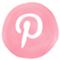 Smudgy Thick Paint Icon 1 - Pinterest - 60