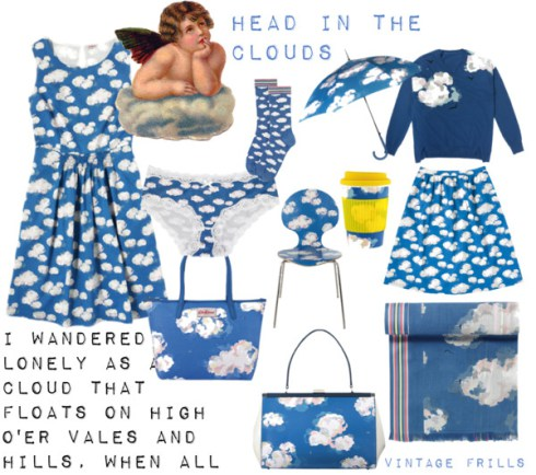 Cath Kidston clouds