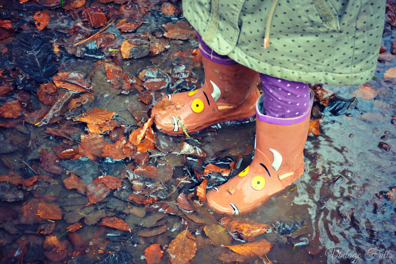 Gruffallo Wellies