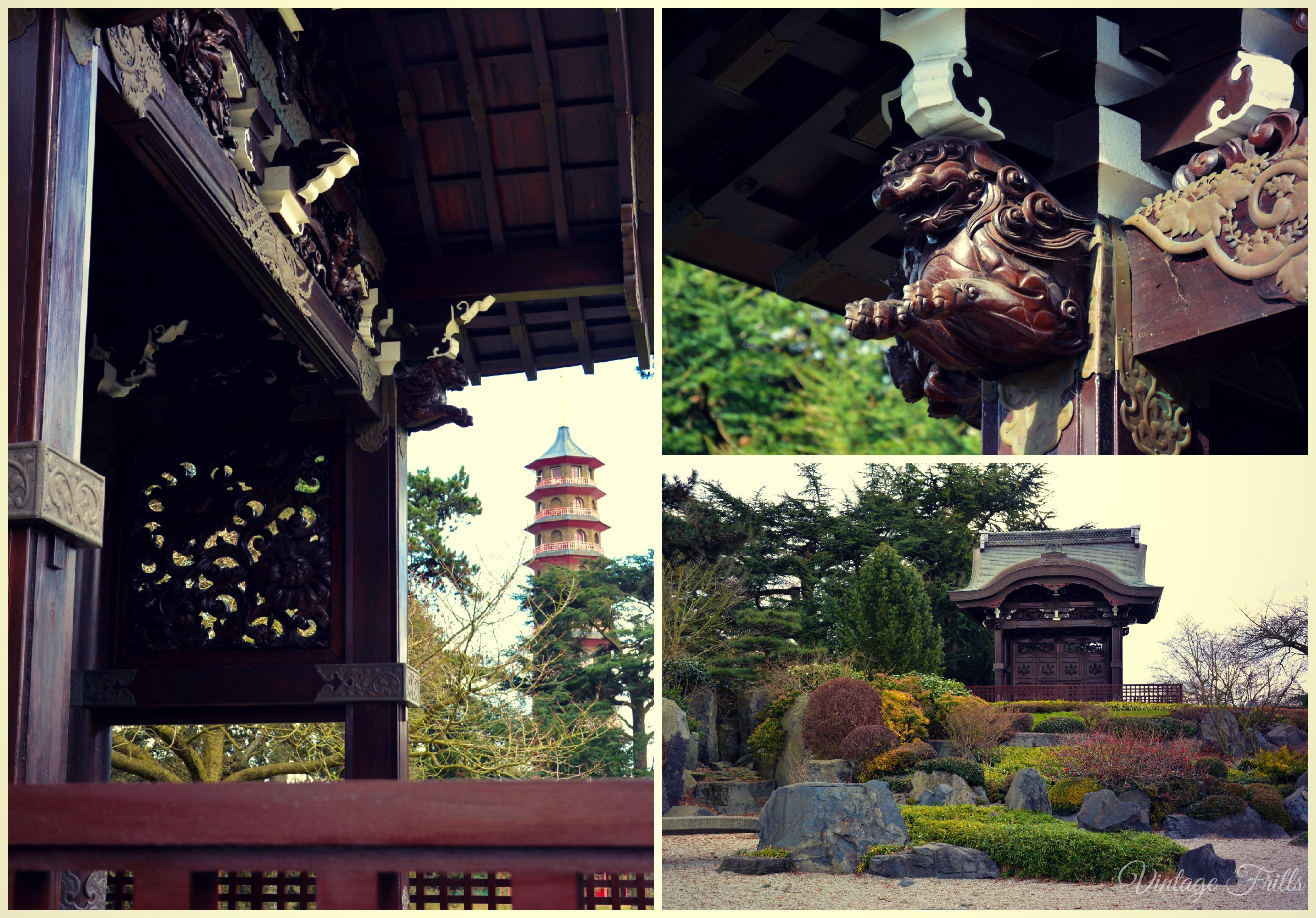 Kew Gardens Japanese Gateway