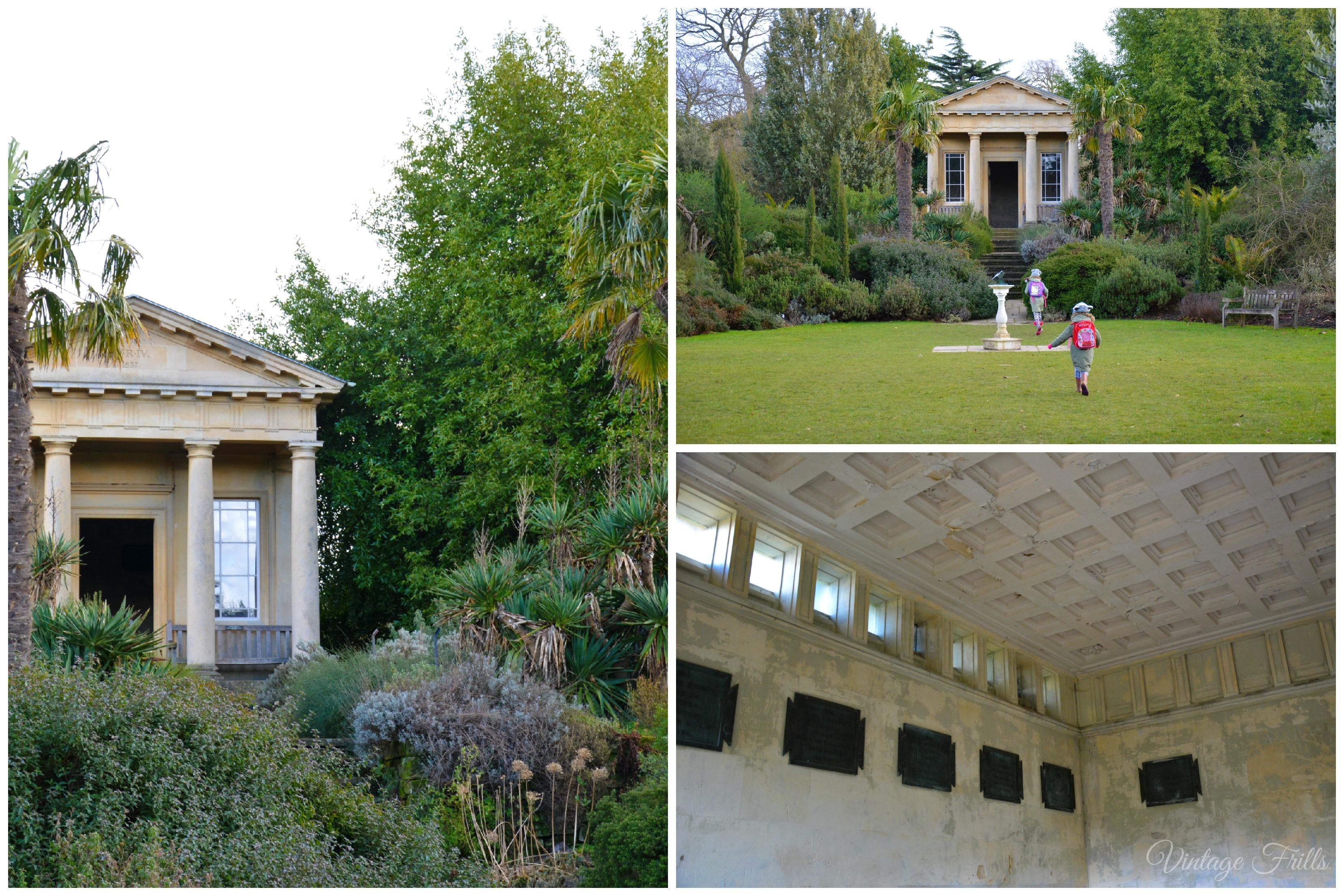 Kew Gardens King Williams Temple