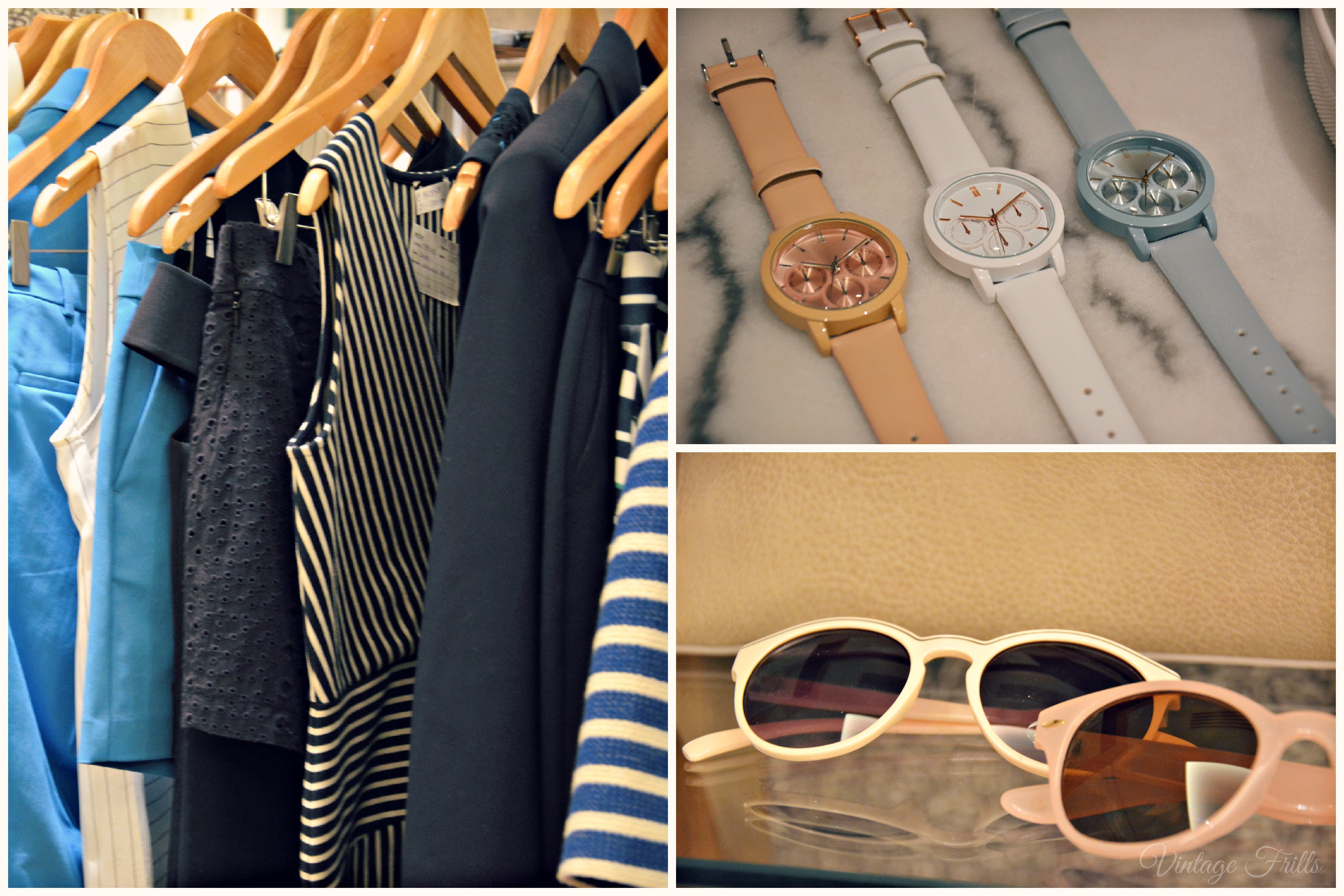 Next Summer 15 Press Day Clothes and Accessories