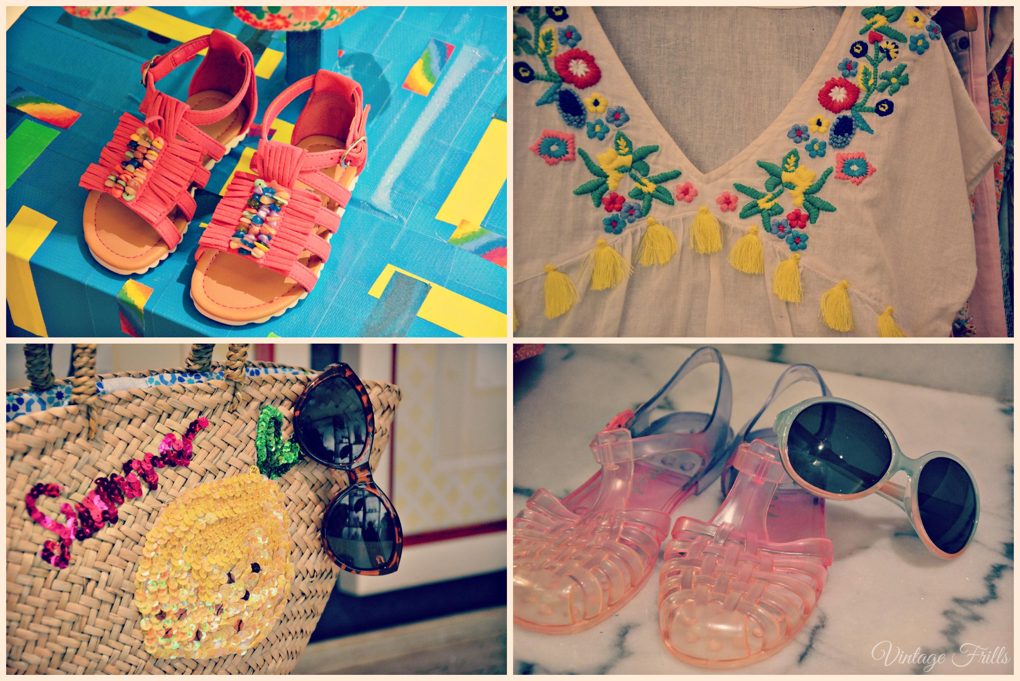 Next Summer 15 Press Day Girls Accessories