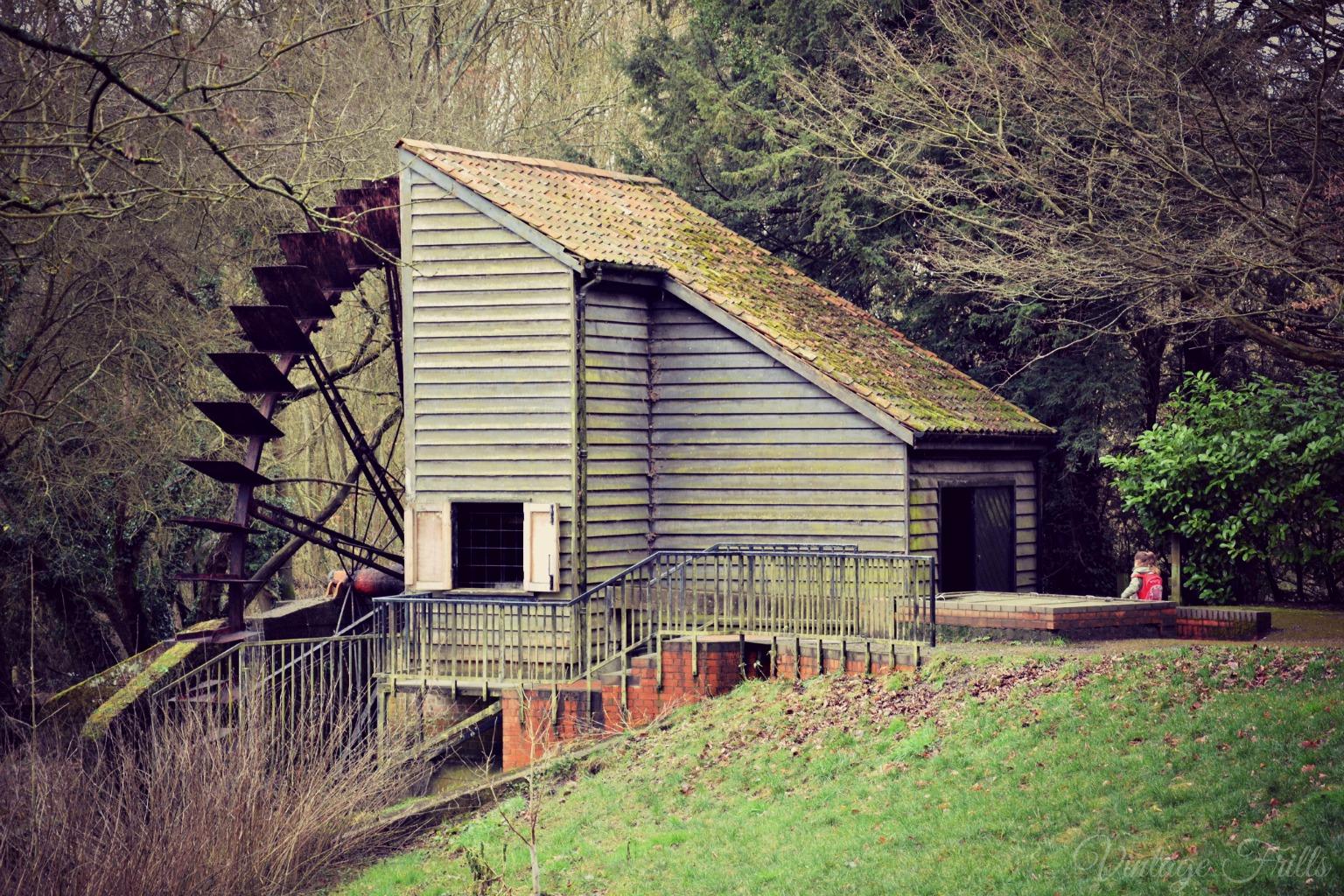 Painshill Mill
