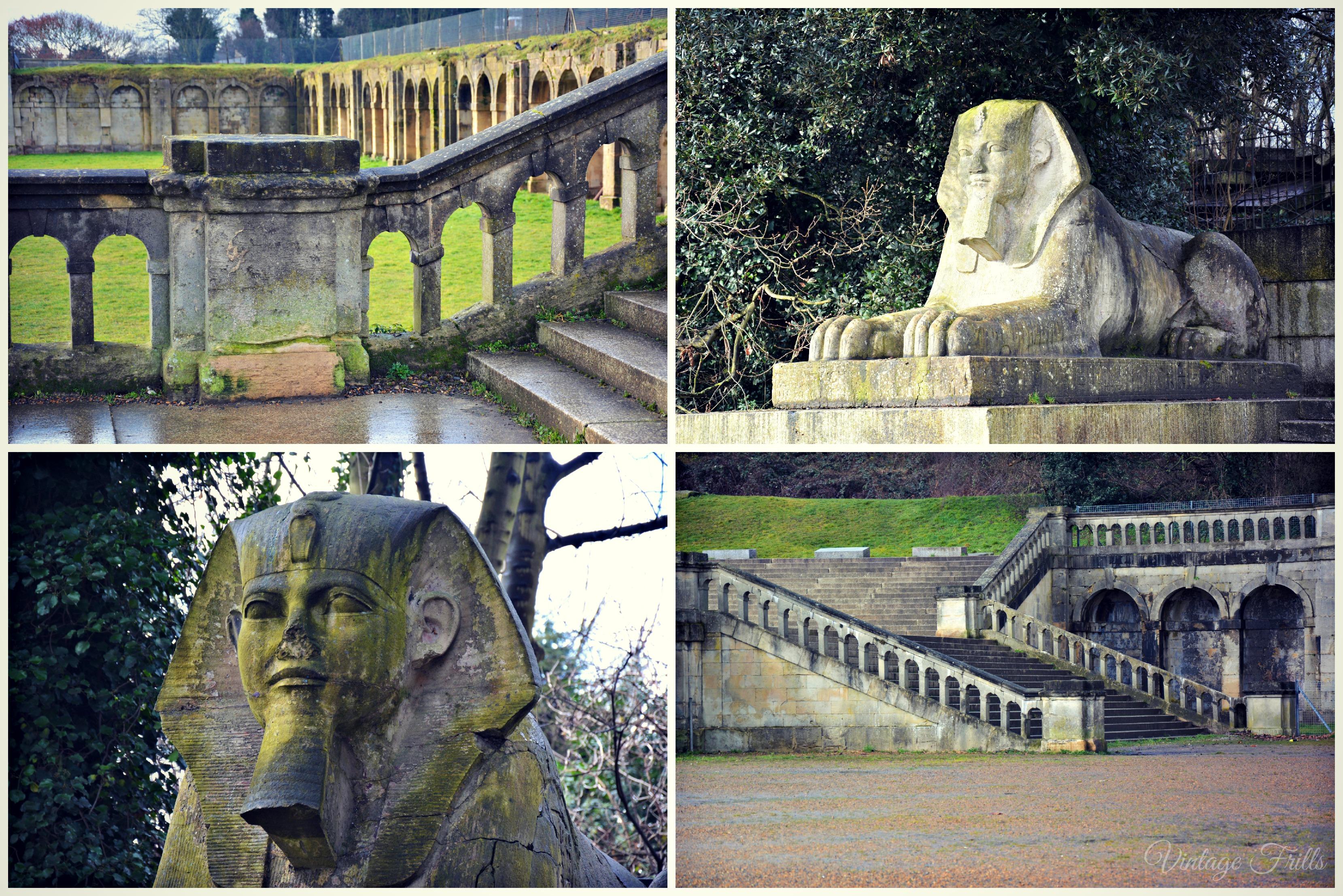 Terraces Crystal Palace Park