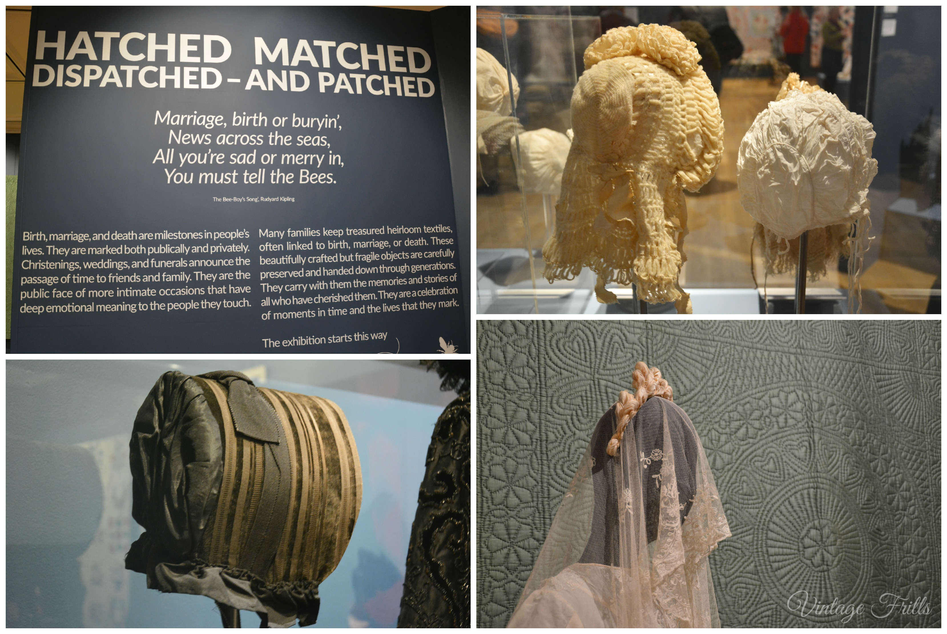 Hatched, Matched, Dispatched – and Patched! At The American Museum in Britain