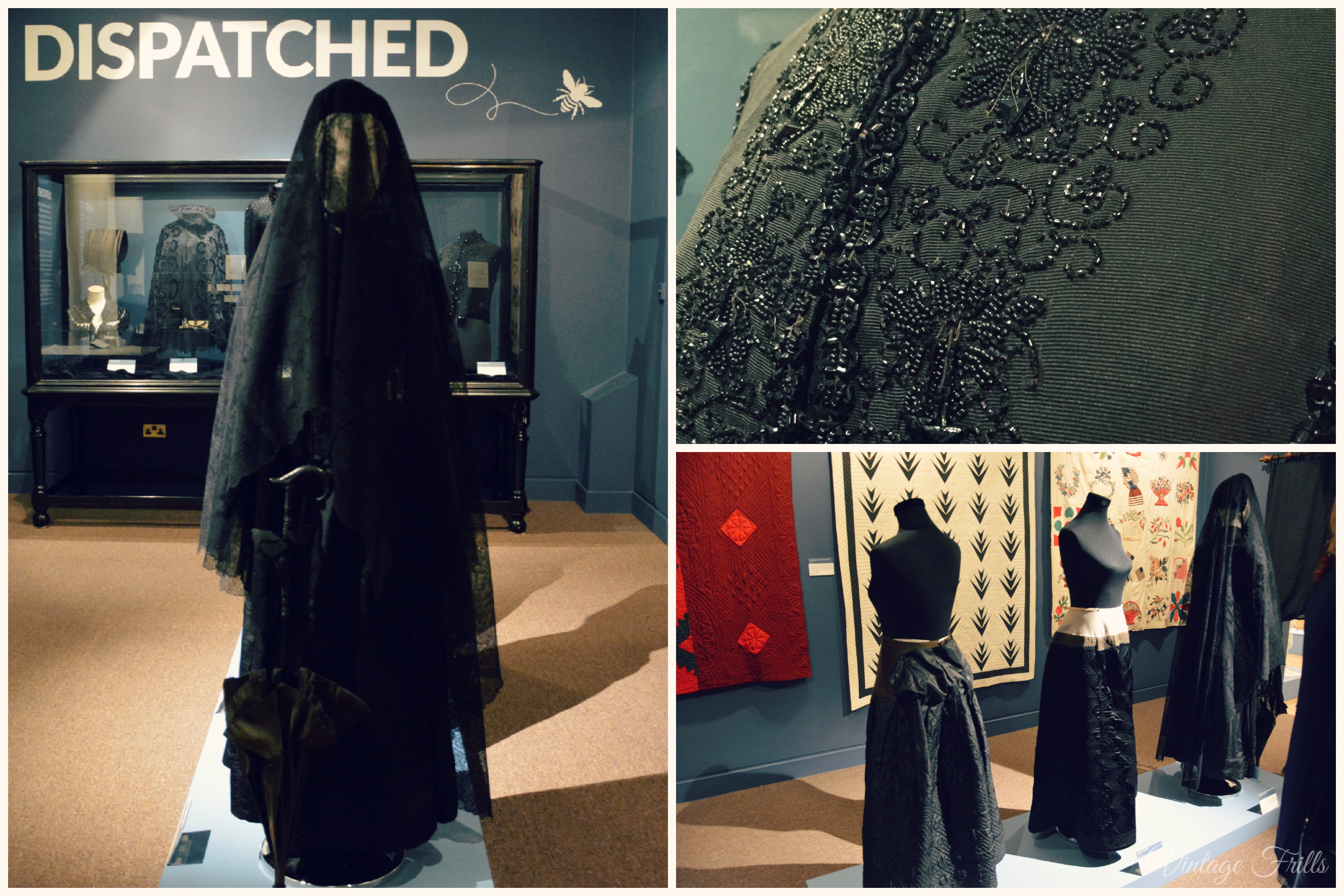 Htached Matched Dispatched Patched Mourning Clothes and Burial Skirts