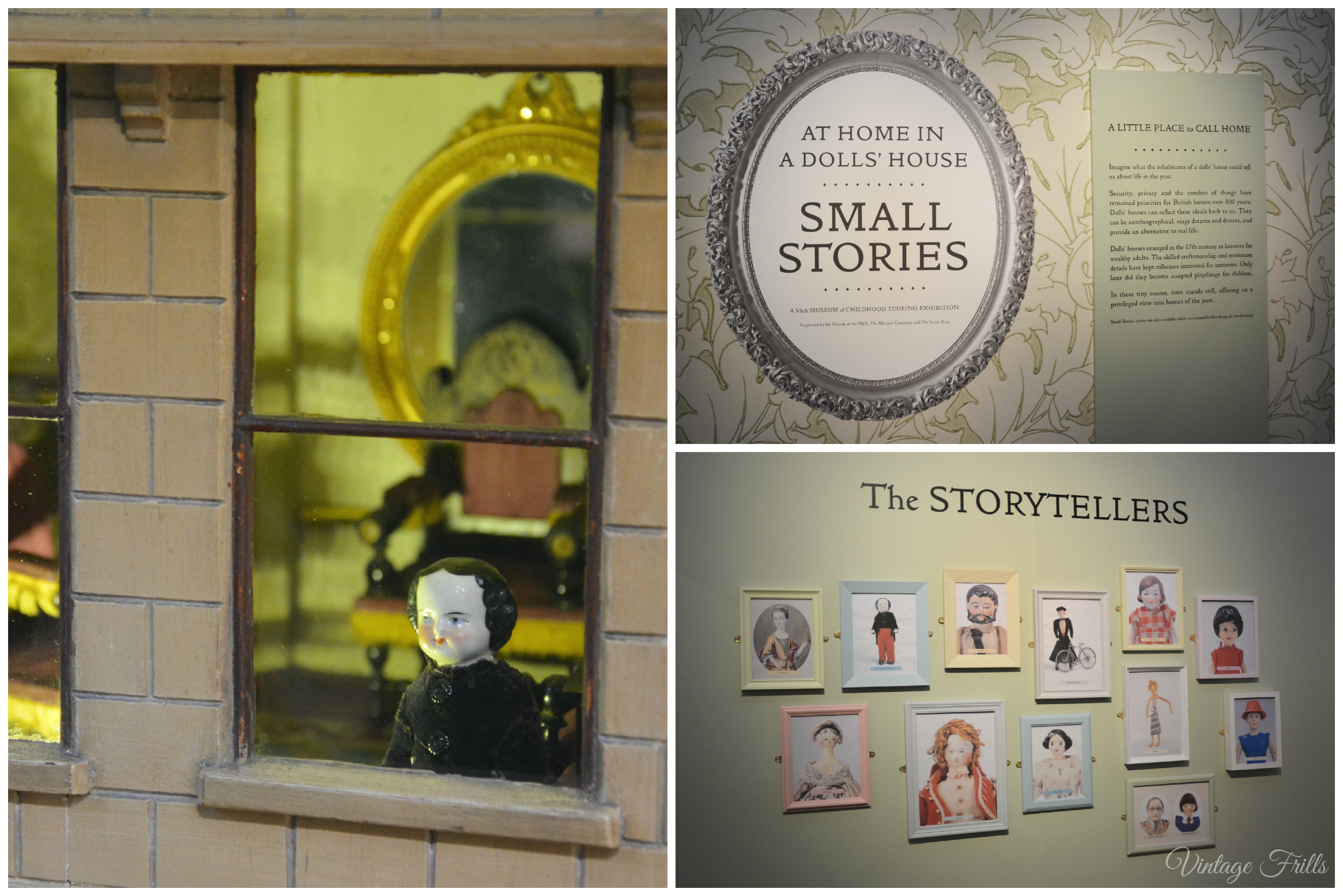 Small Stories: At Home in a Dolls' House at the Museum of Childhood