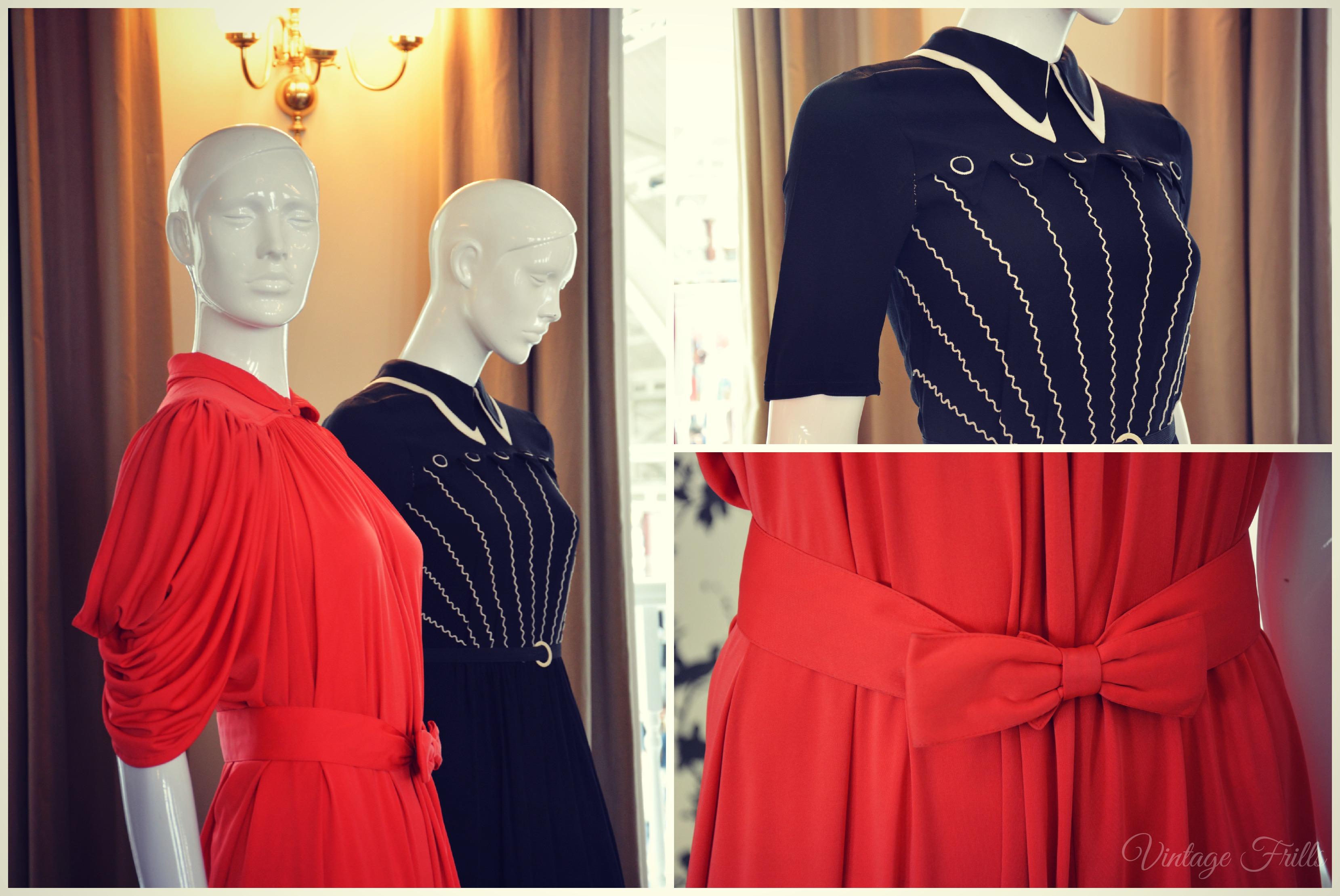 Vintage Dresses Nicky Albrechtsen