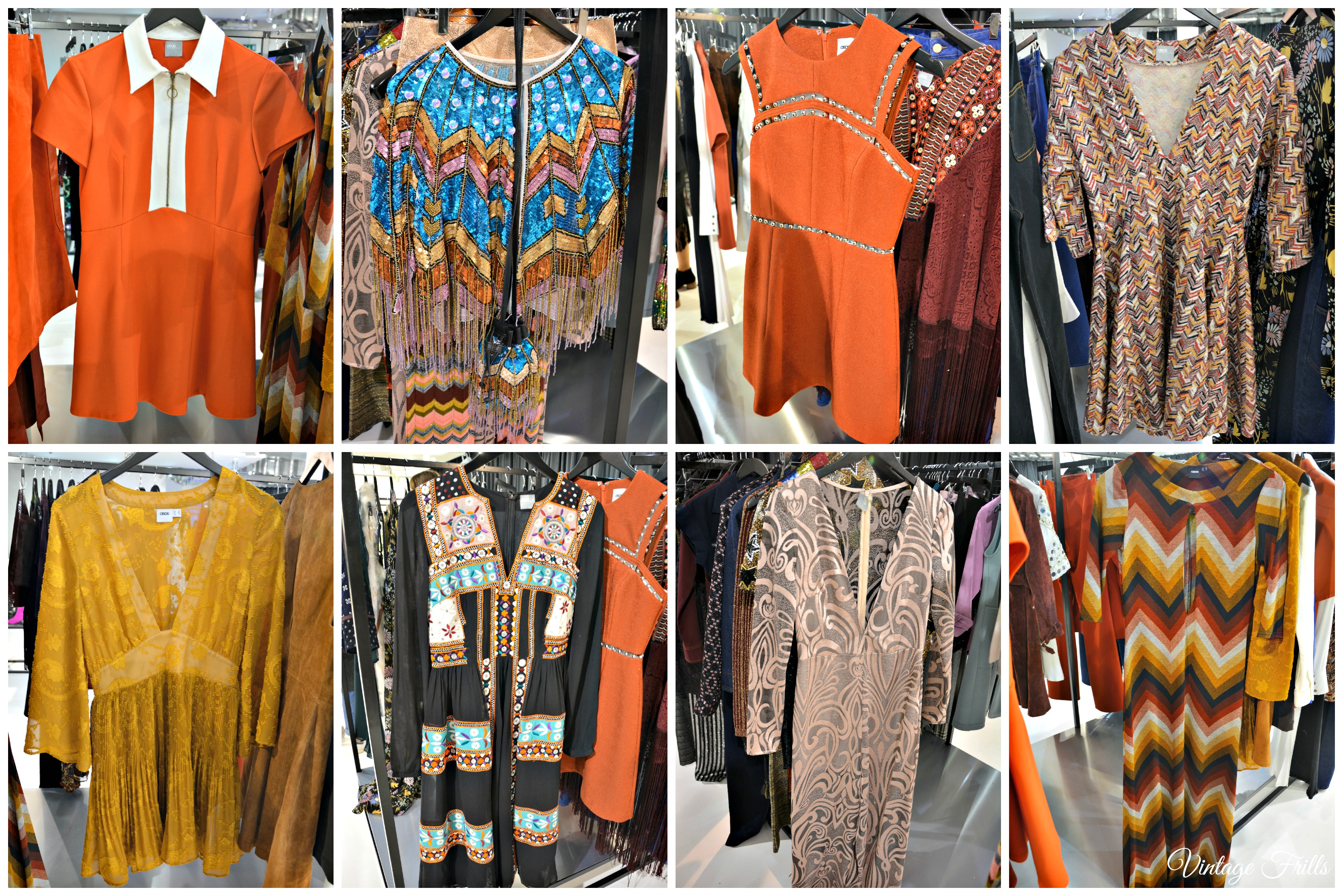 ASOS AW15 Press Day Favourite Dresses 1970s