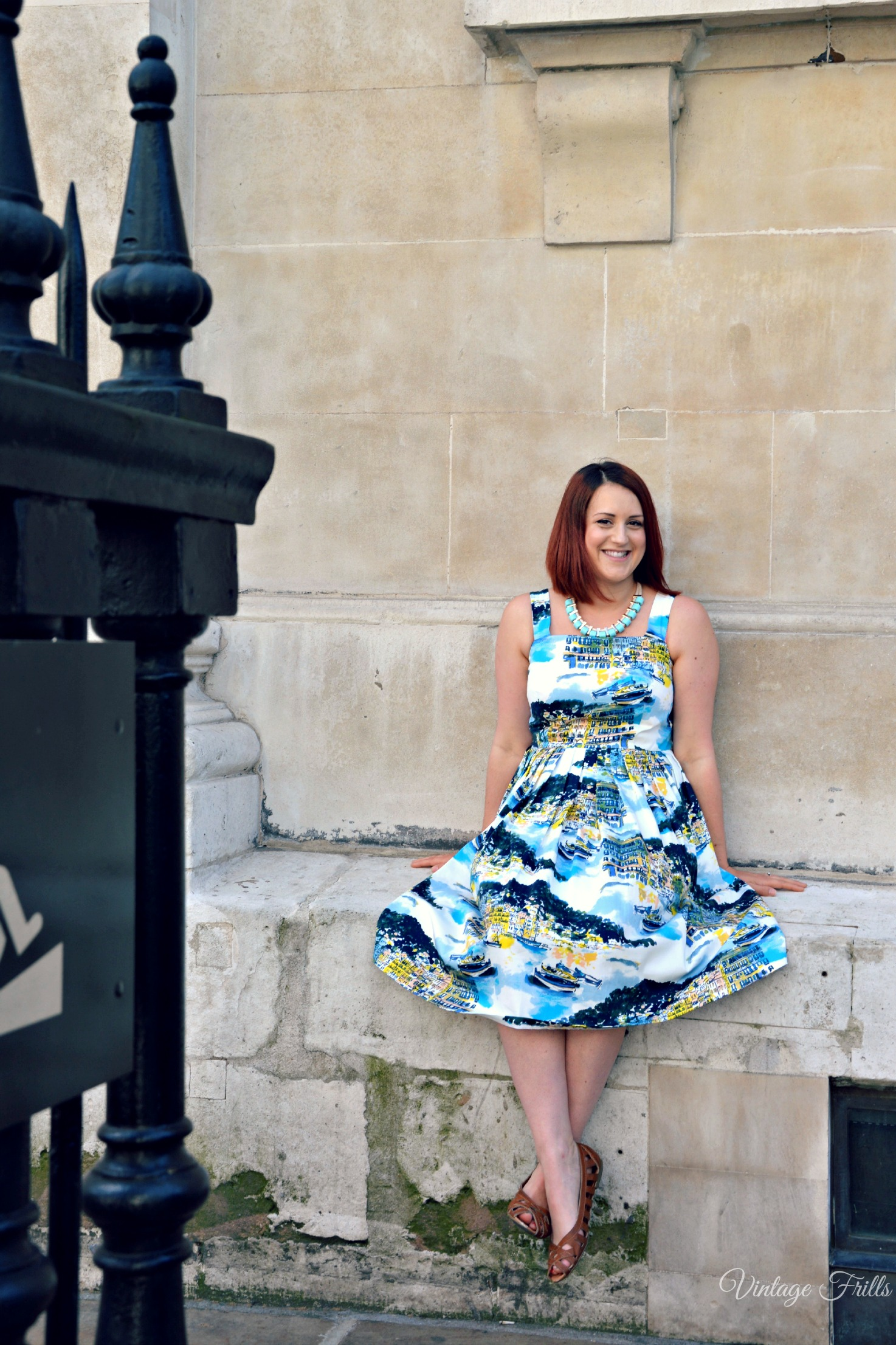 George by Asda Seaside Dress Review