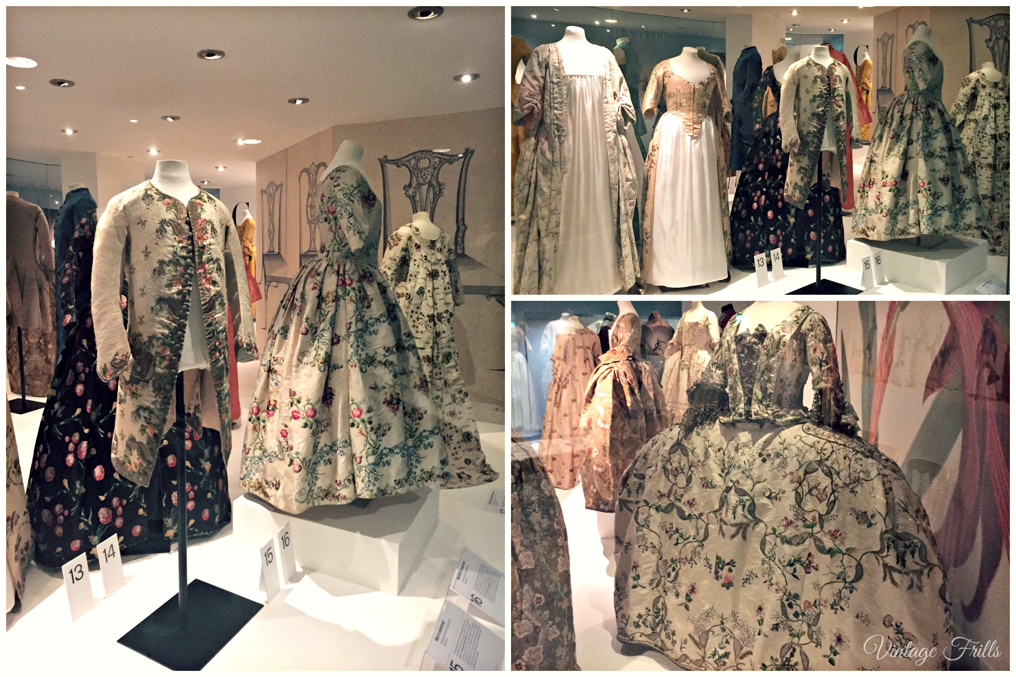 A Visit To The Fashion Museum In Bath Vintage Frills