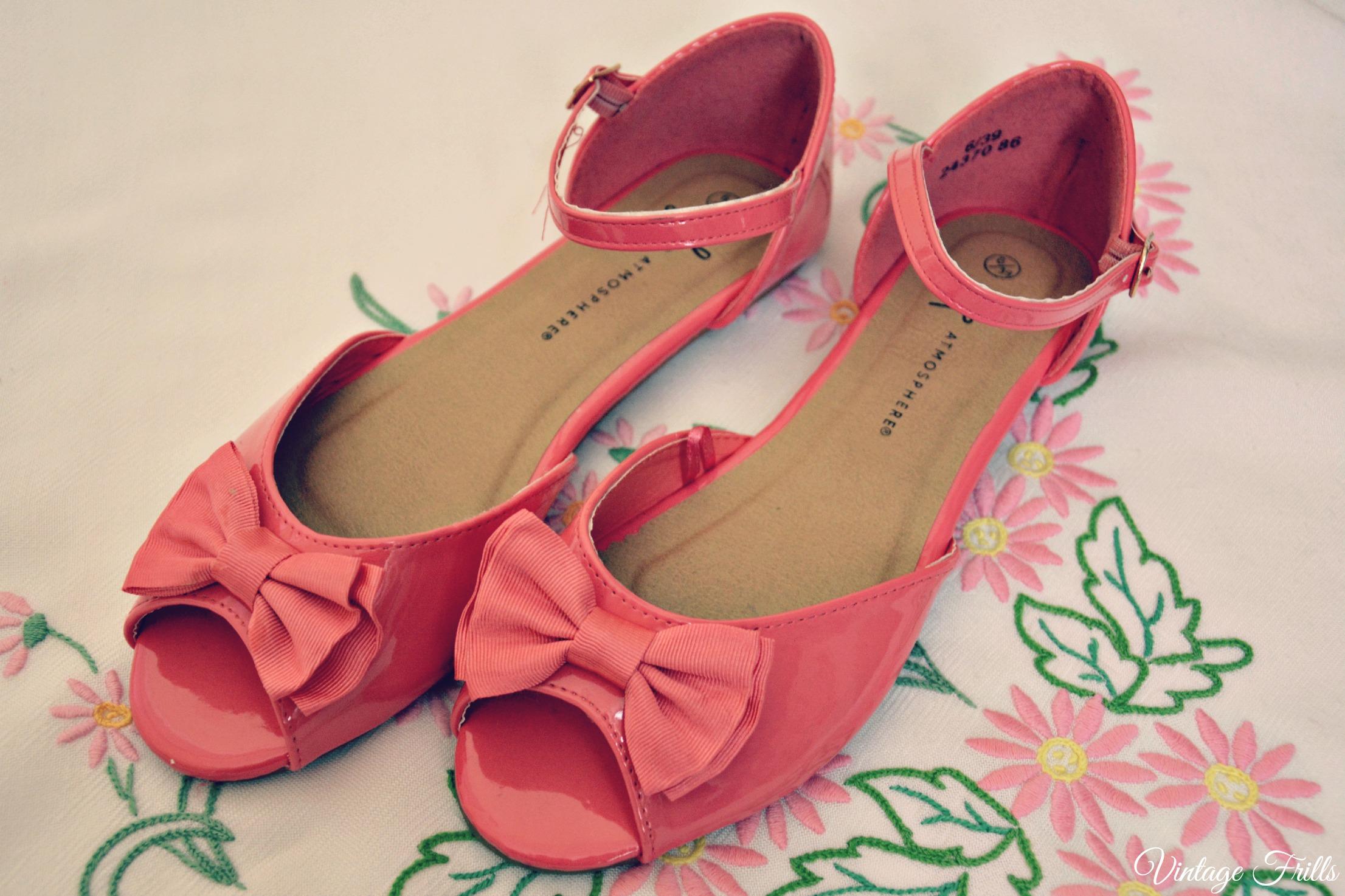 Primark Pink Sandals