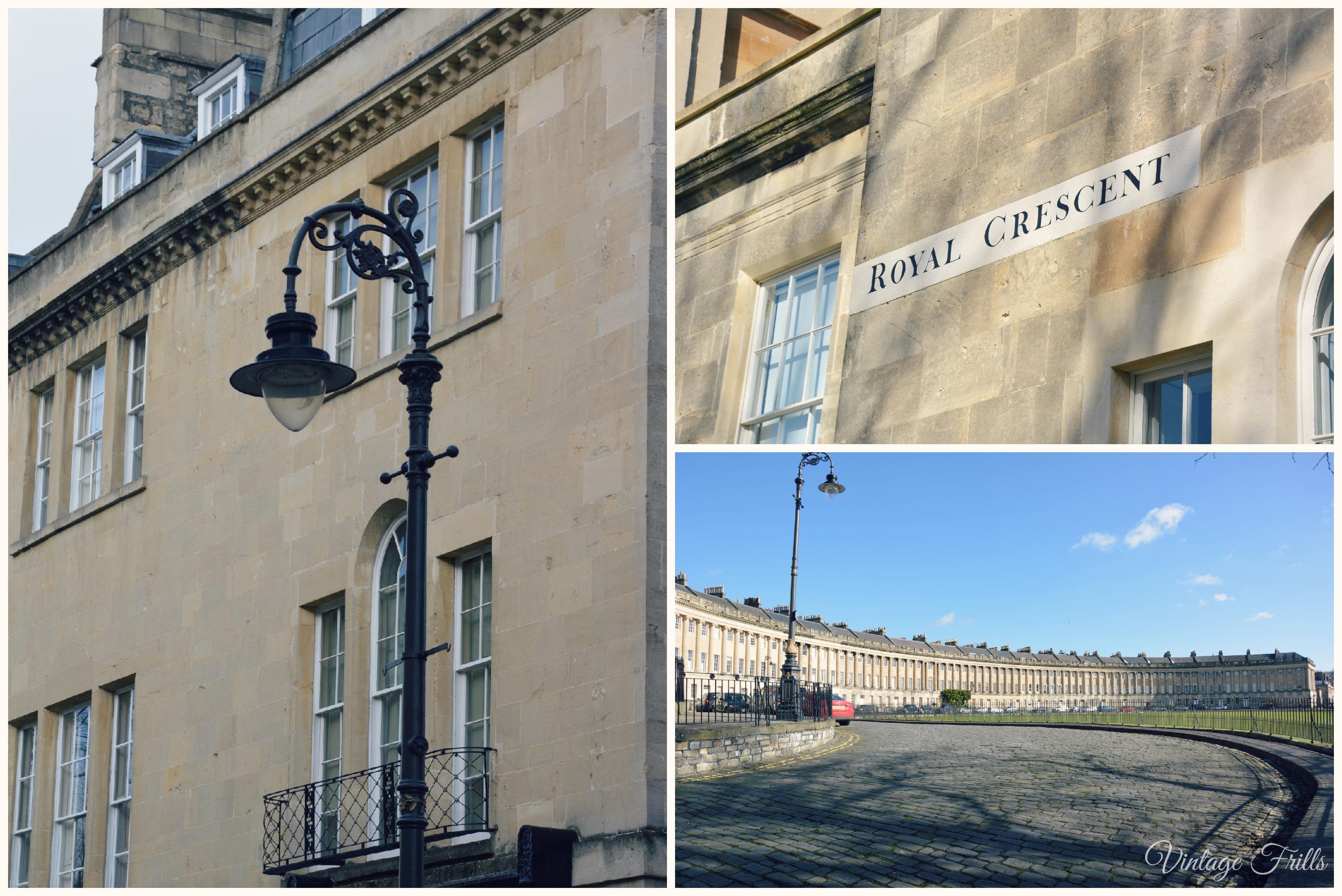 A Visit to No1 Royal Crescent