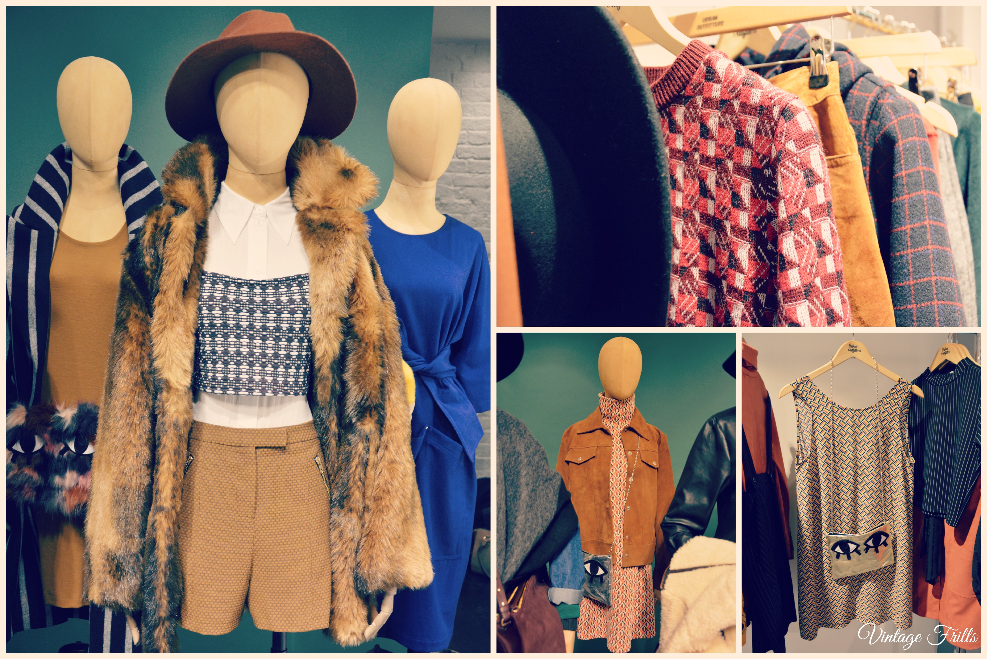 Urban Outfitters AW15 Press Day Retro Inspiration