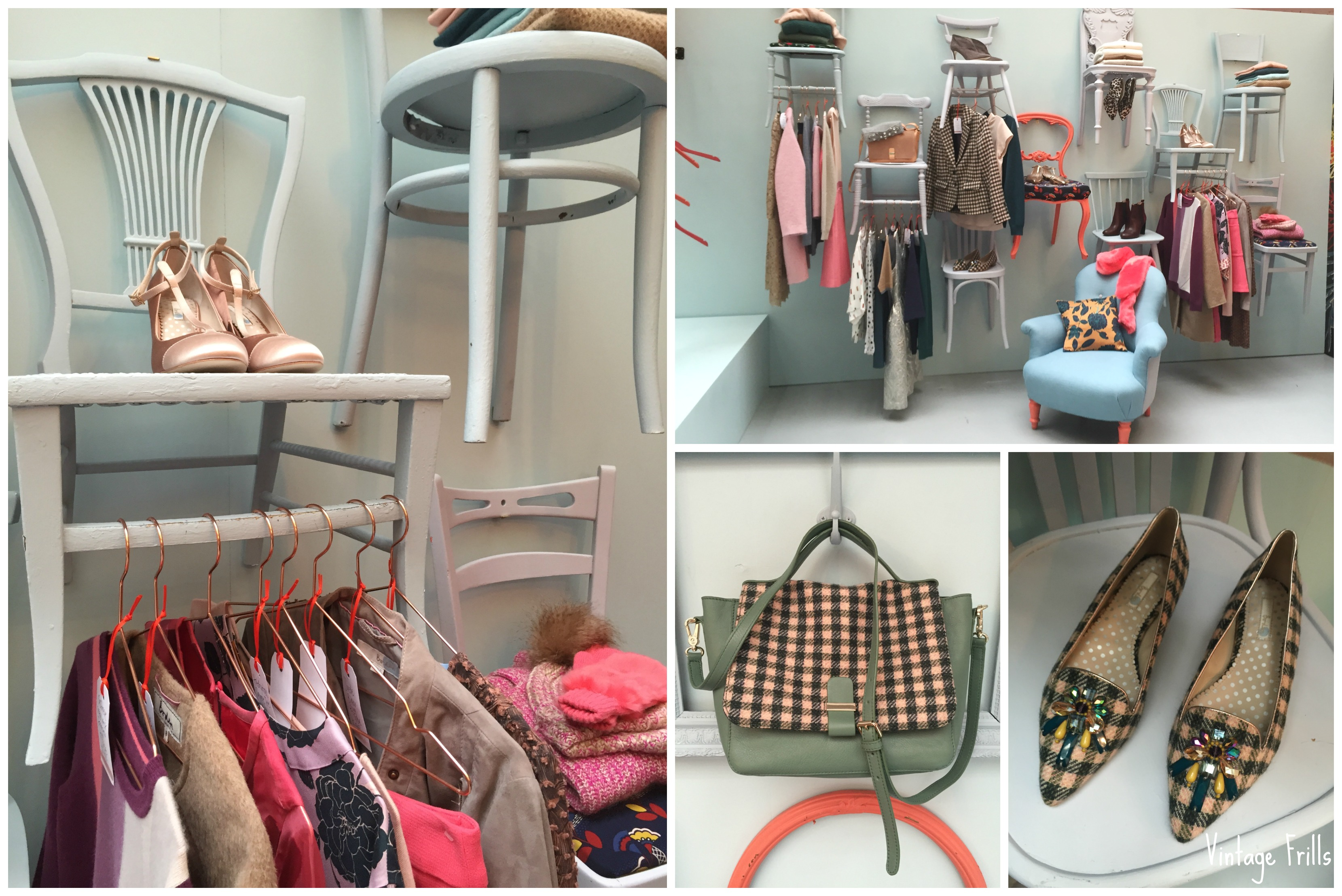 Boden AW15 Press Day Tweed Accessories