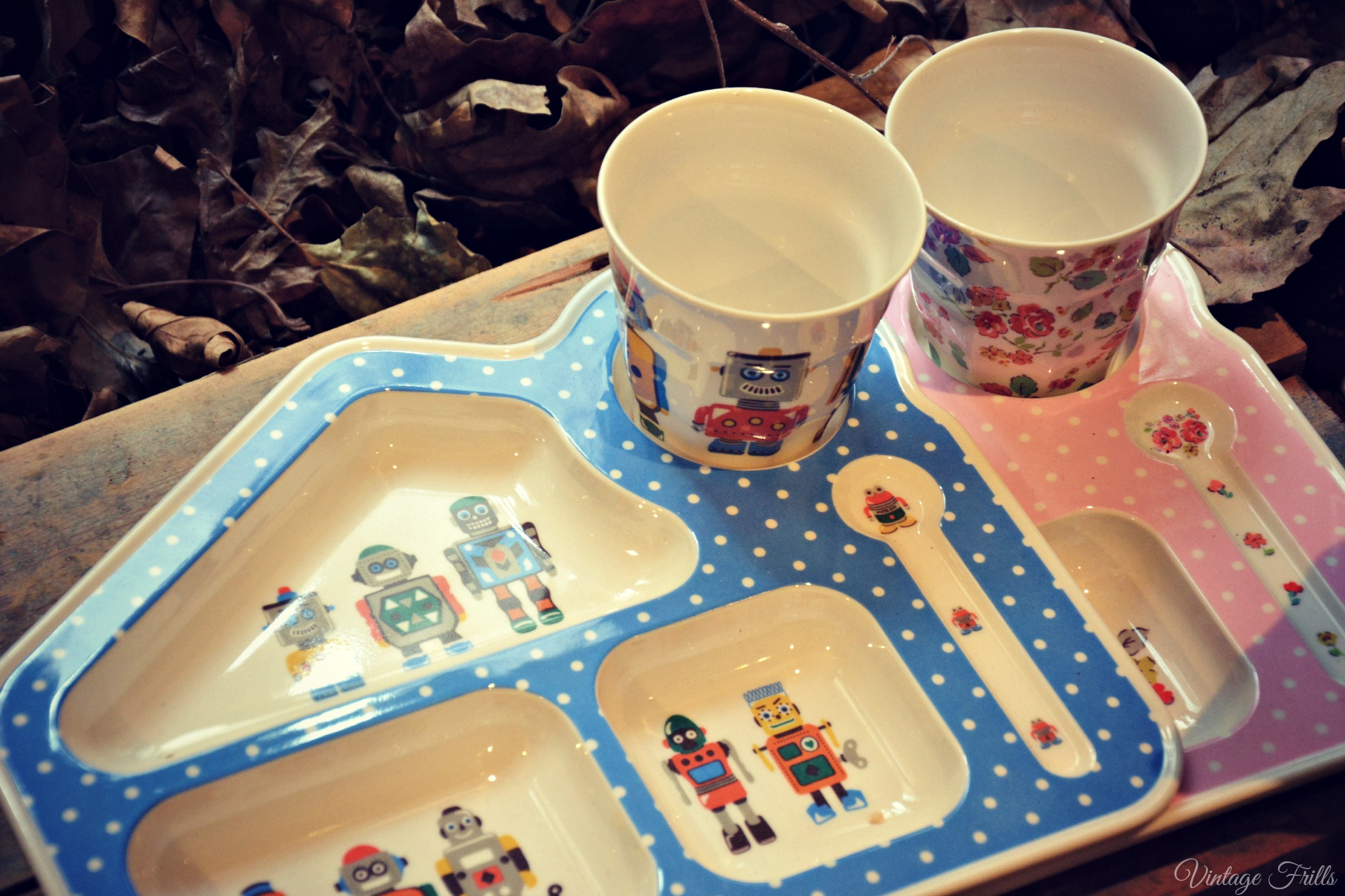 Cath Kidston AW15 Press Day - Kids Section Plates
