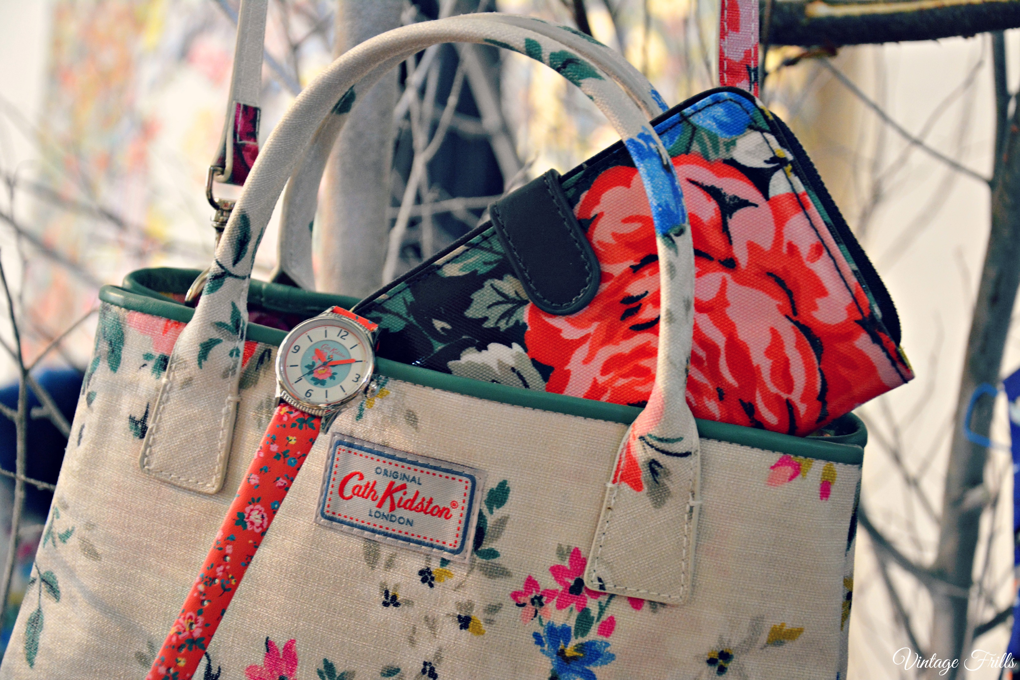 Cath Kidston AW15 Press Day - Watch