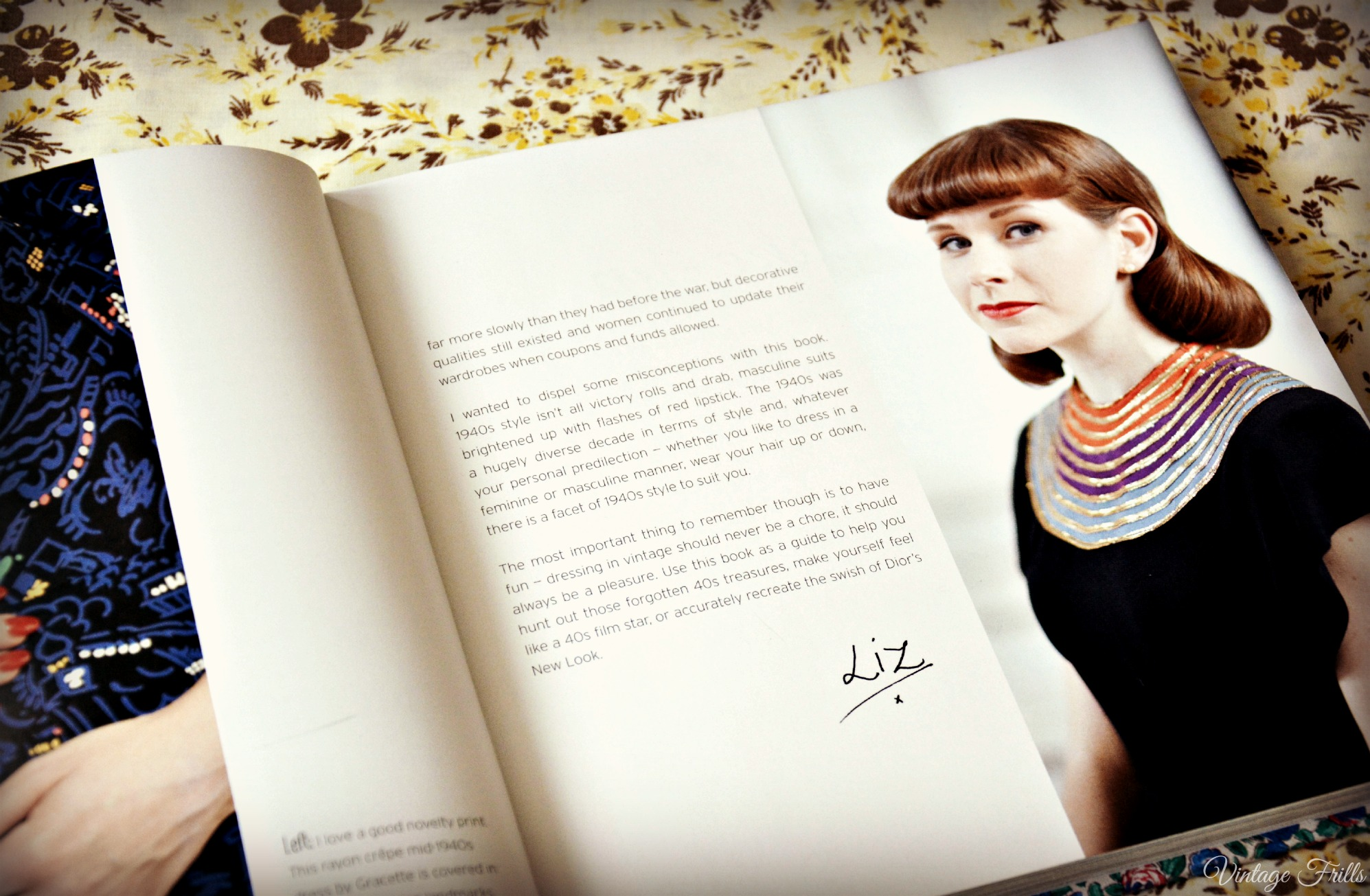 Style Me Vintage 1940s Book Review