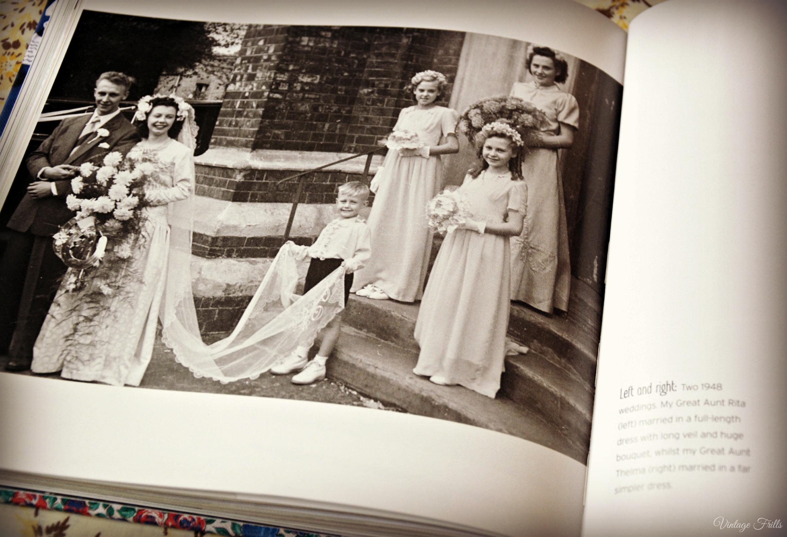 Style Me Vintage 1940s weddings
