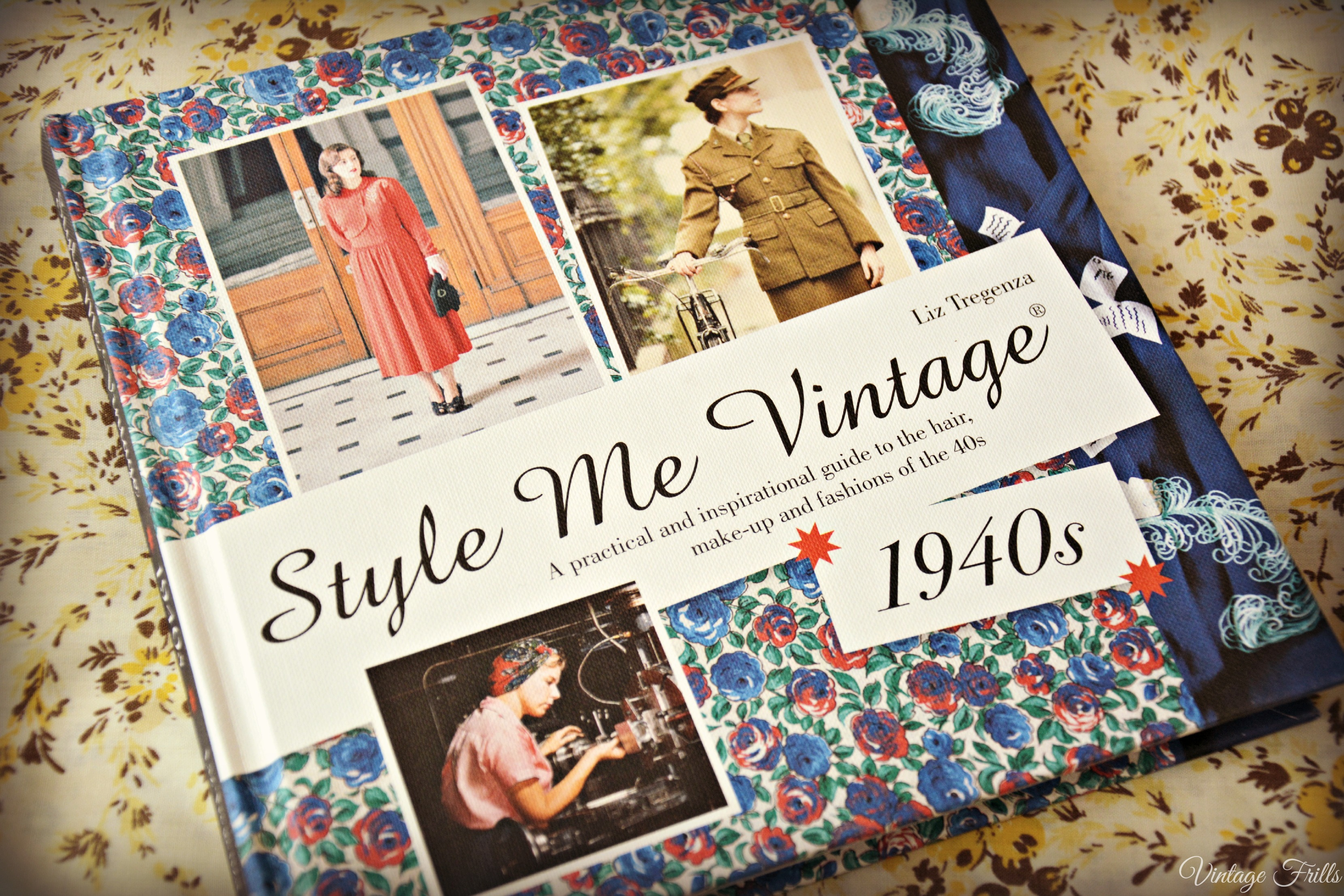 Style Me Vintage 1940s Book Party and Review