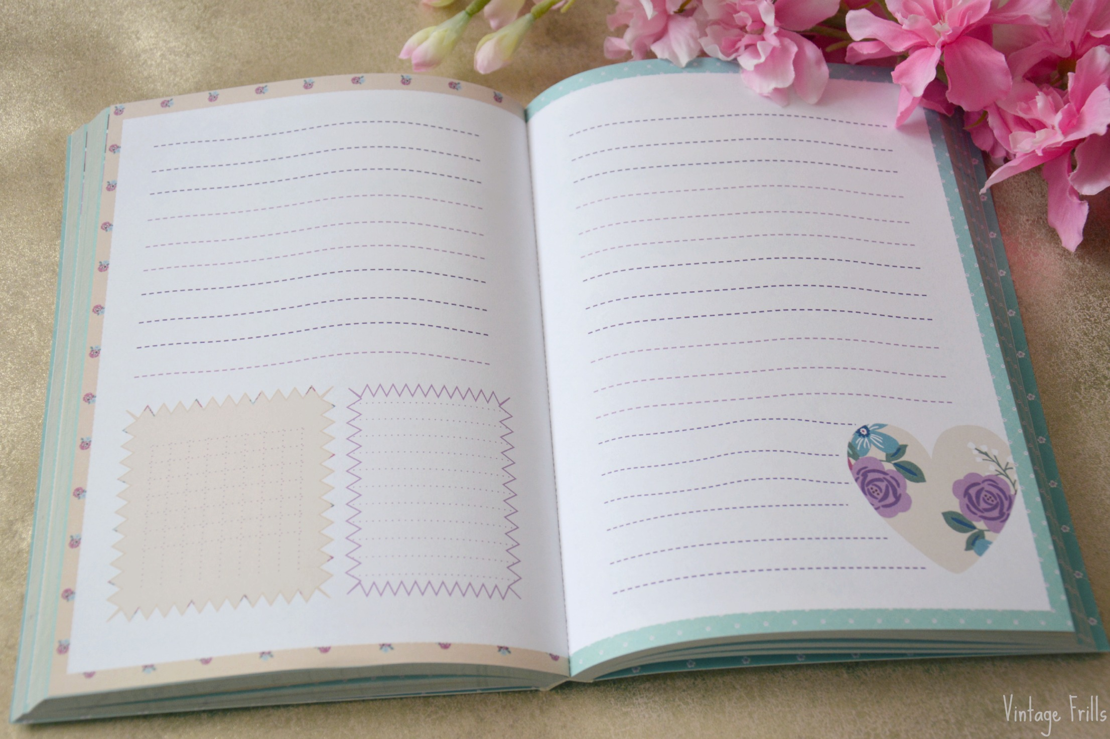 Wilkos Vintage Notebook