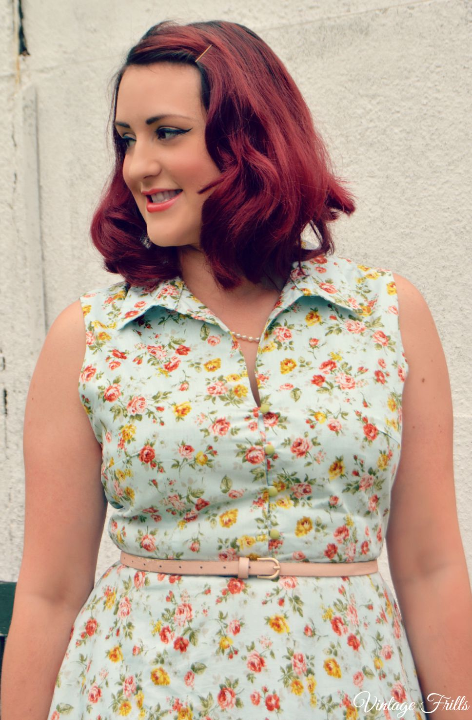 Dolly and Dotty Floral Poppy Dress Review