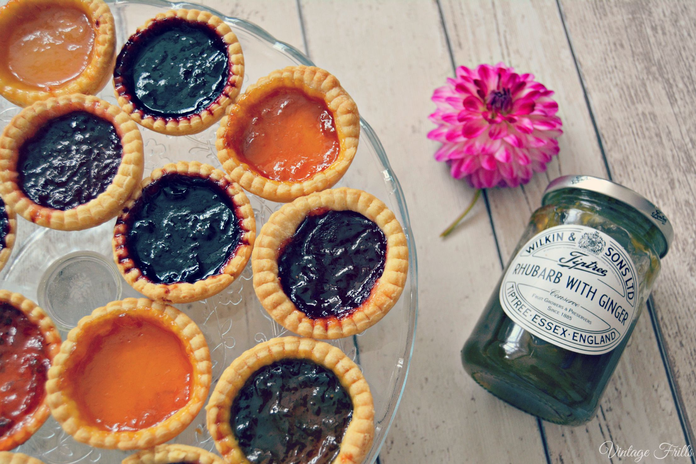 Wilkin and Sons Jam Tarts  Vintage Frills