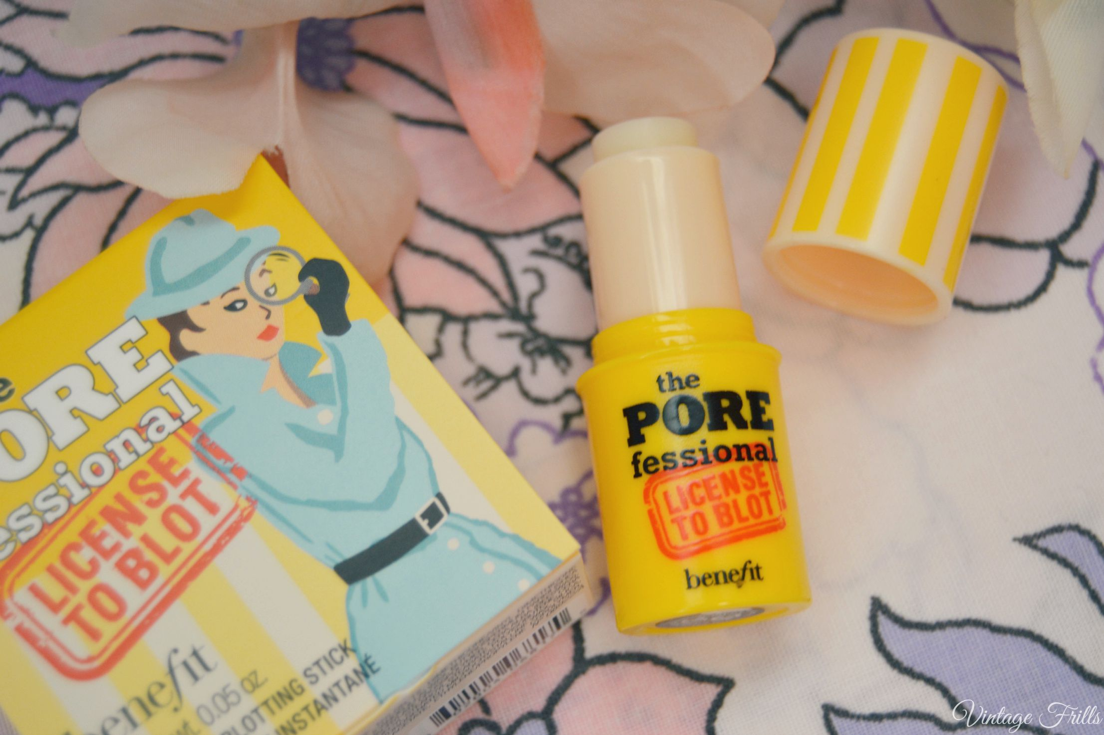 September Birchbox Benefit Porefessional Licence to Blot