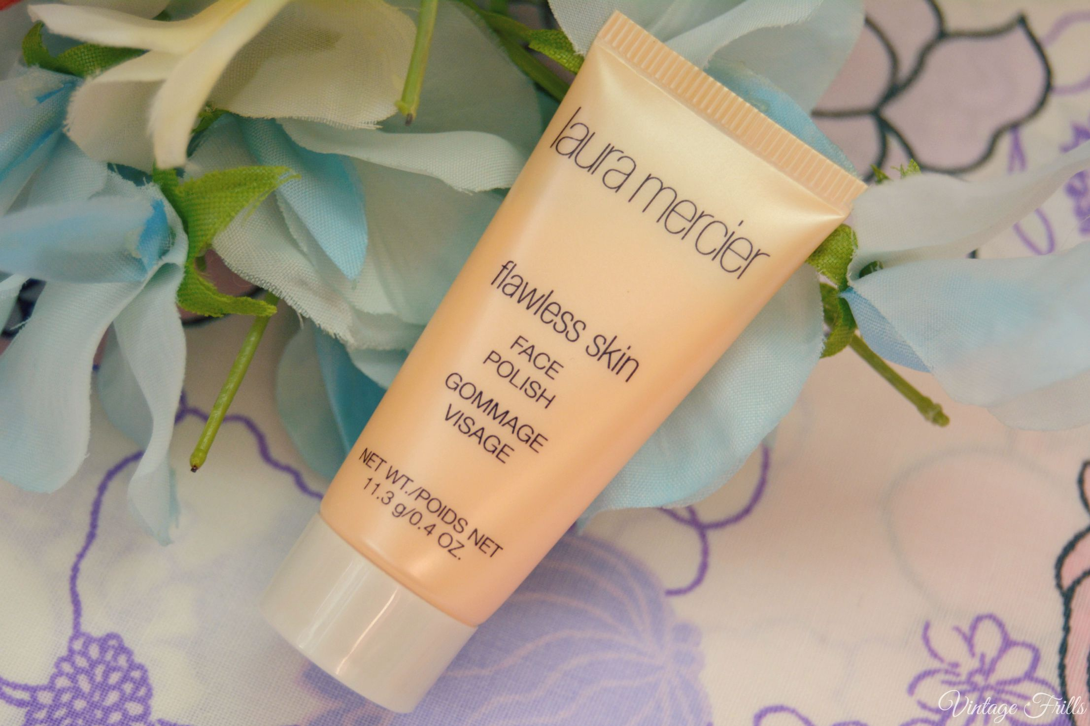 September Birchbox Laura Mercier Flawless Skin face Polish