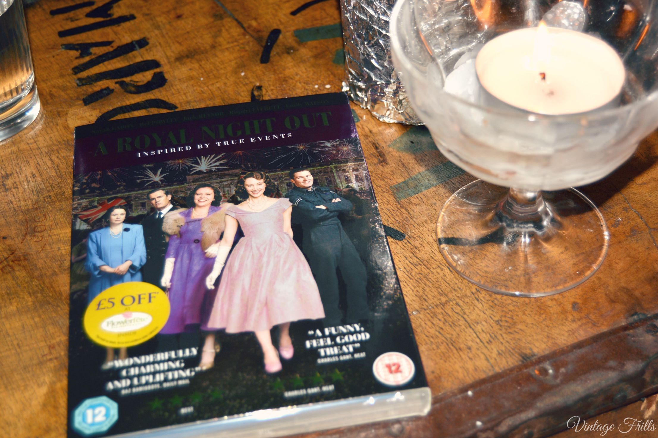 Cahoots Royal Night Out DVD