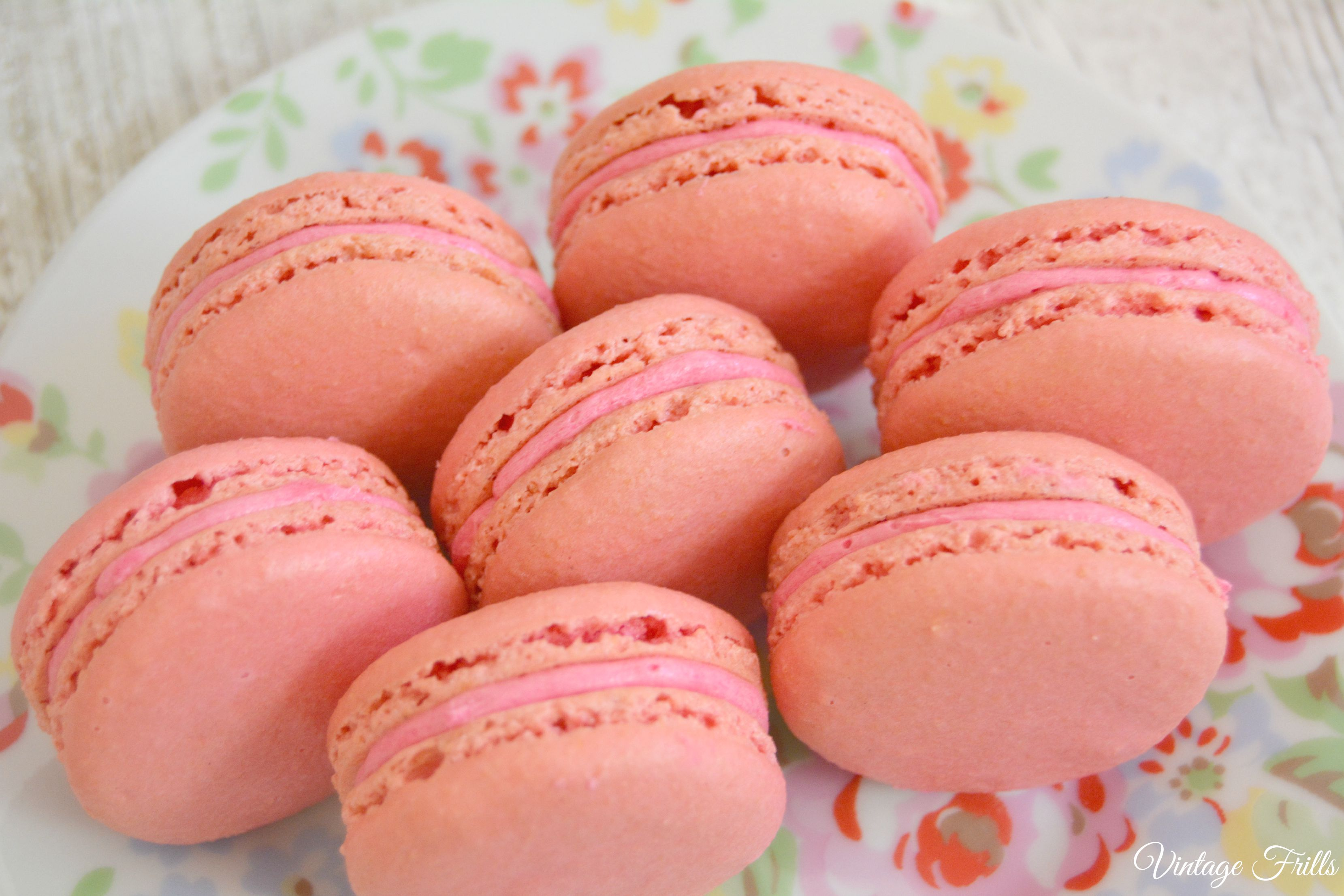 How to Make Perfect Macarons | Vintage Frills