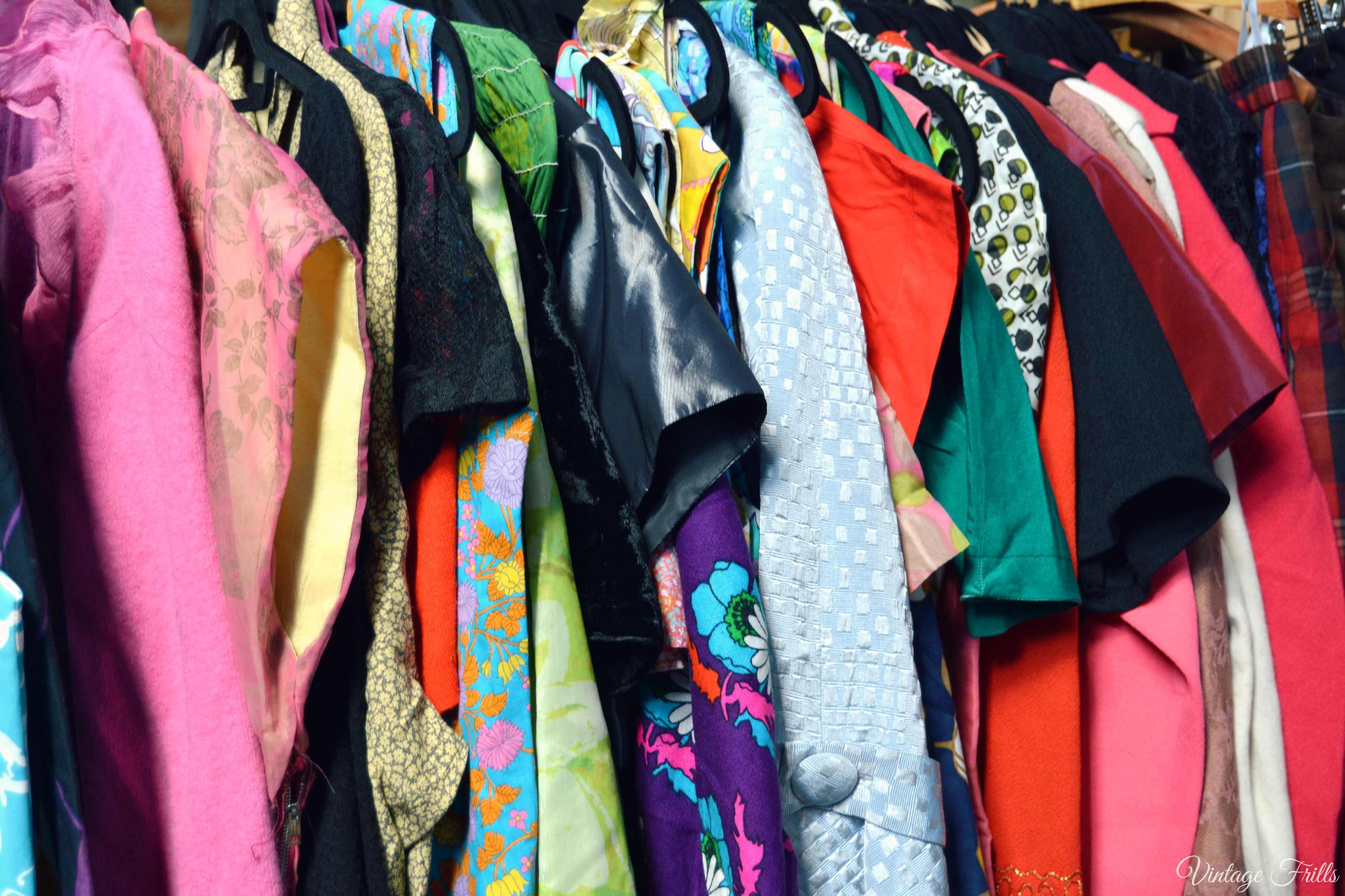 Vintage Dresses Mid Century Market