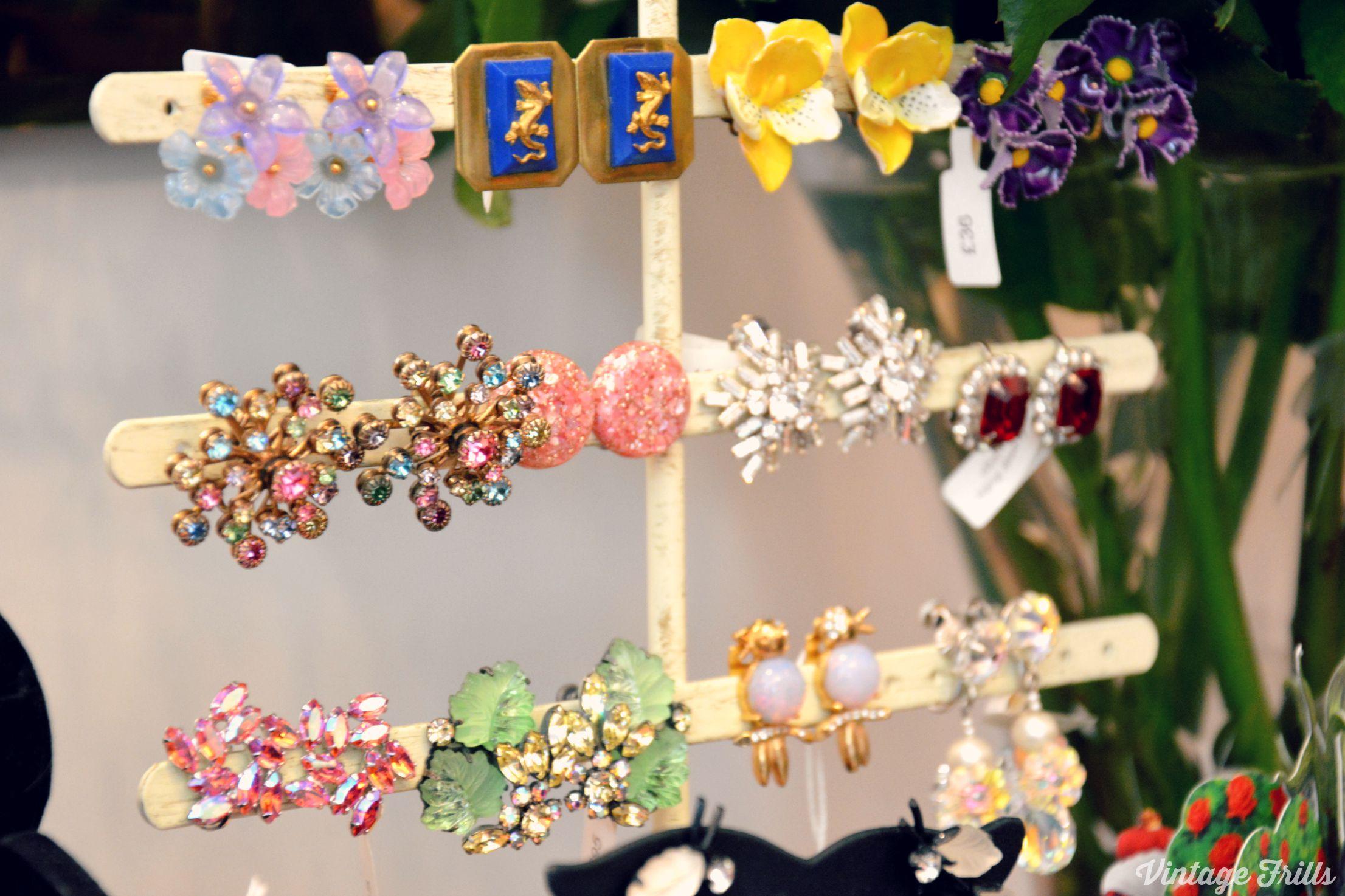 stunning vintage jewellery at passionate about vintage vintage vintage earrings passionate about vintage vintage frills