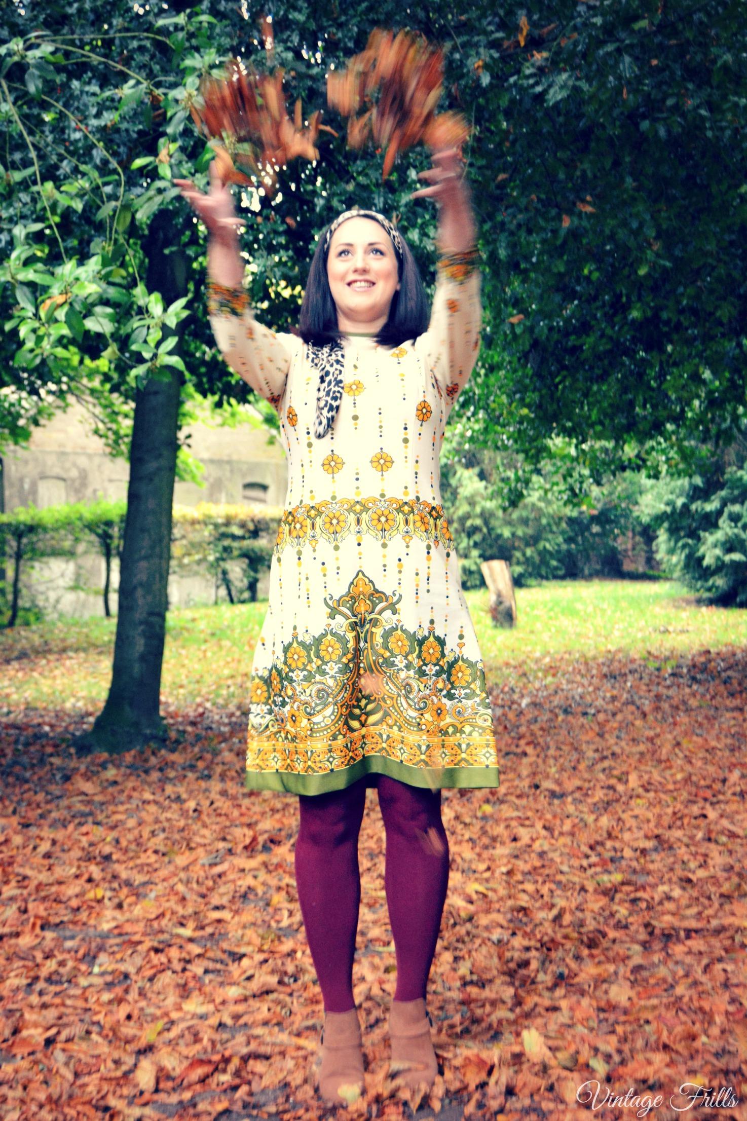Autumn Vintage Outfit