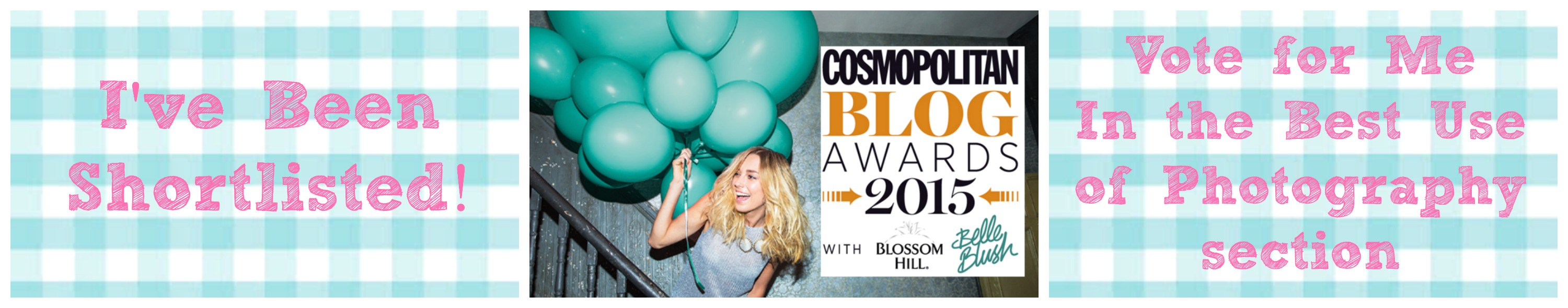 Cosmo Blog Awards