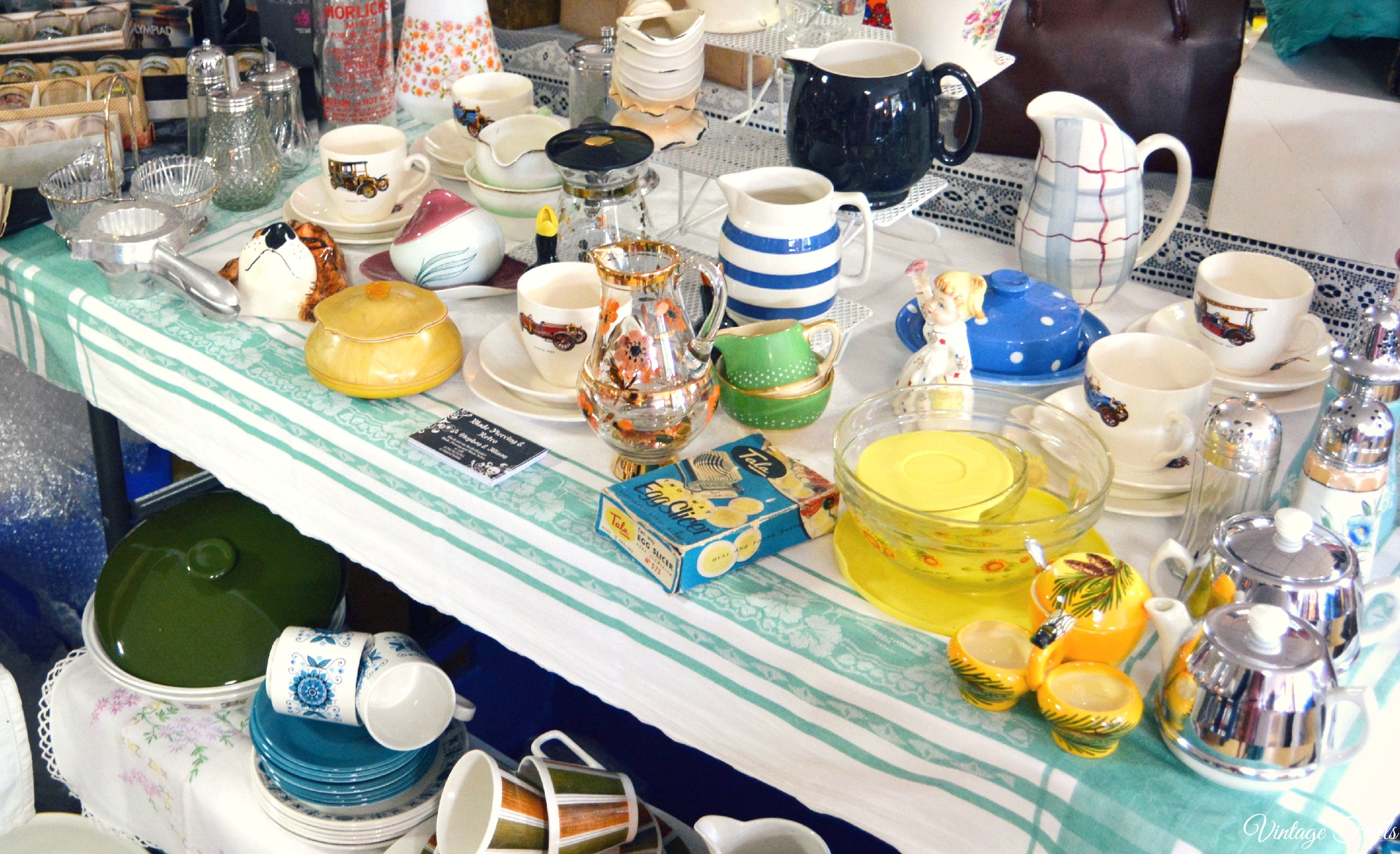 Kingsmadow Vintage Allayer Homeware Stall