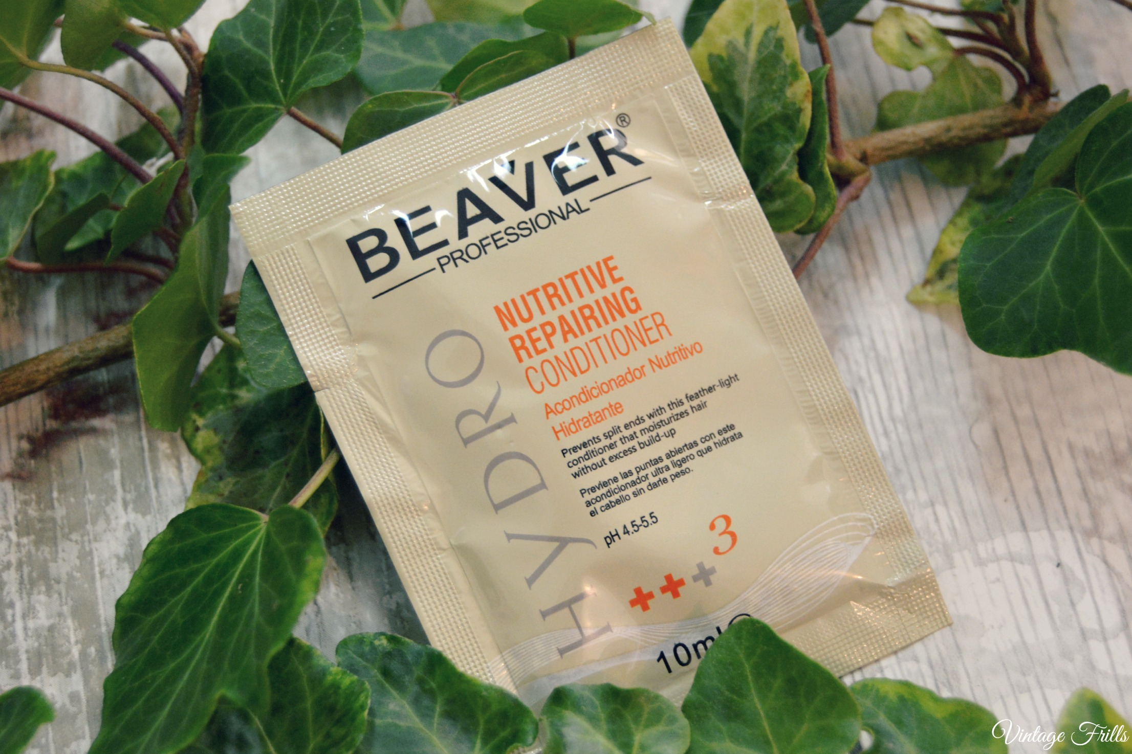 October Birchbox Beaver Conditioner