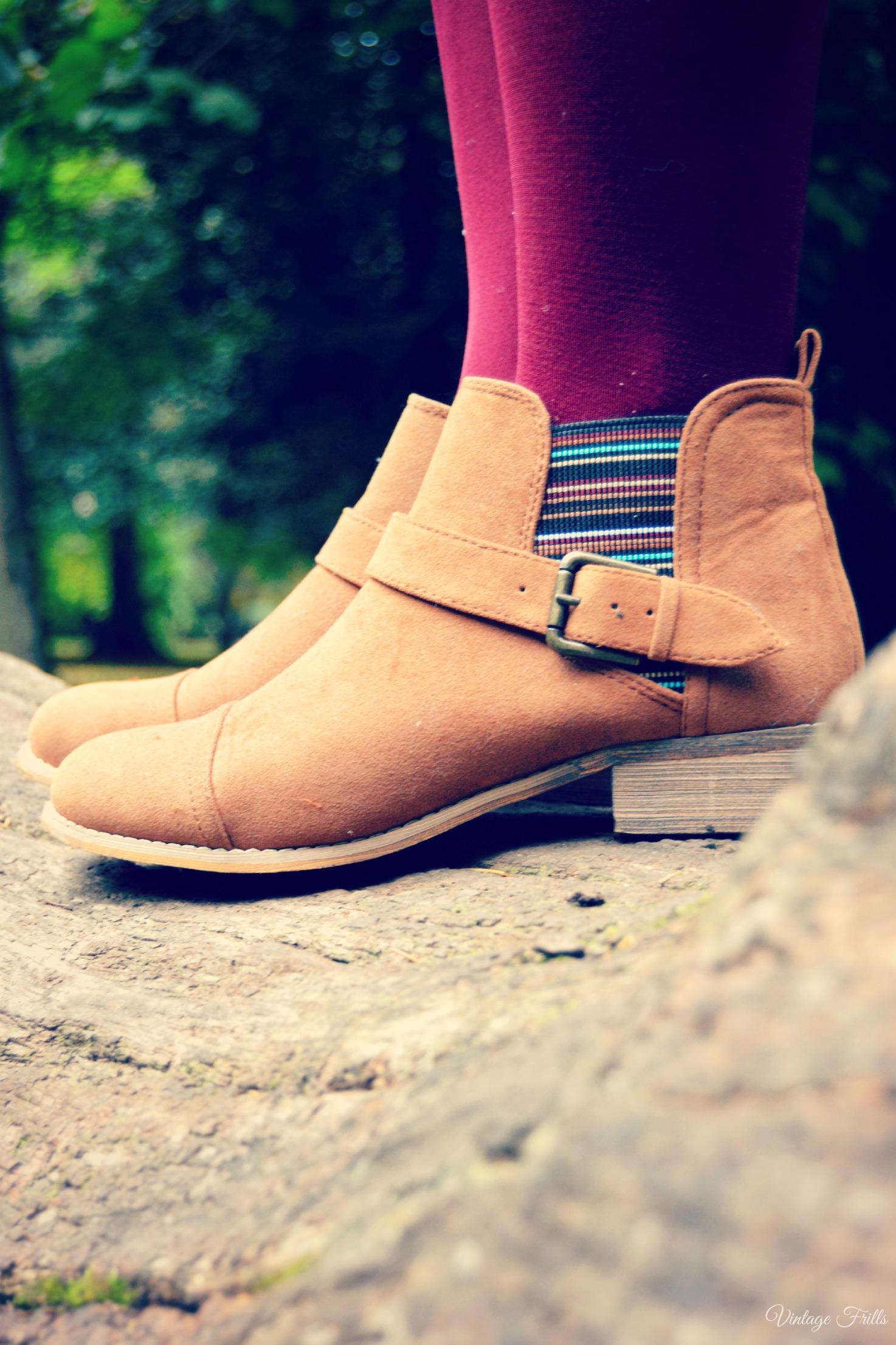 Primark Camel Boots